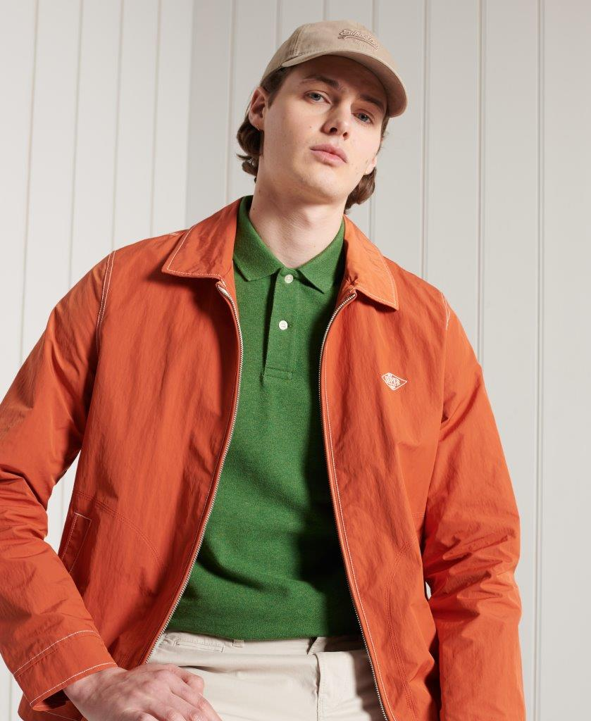 Superdry   S/S CLASSIC PIQUE POLO