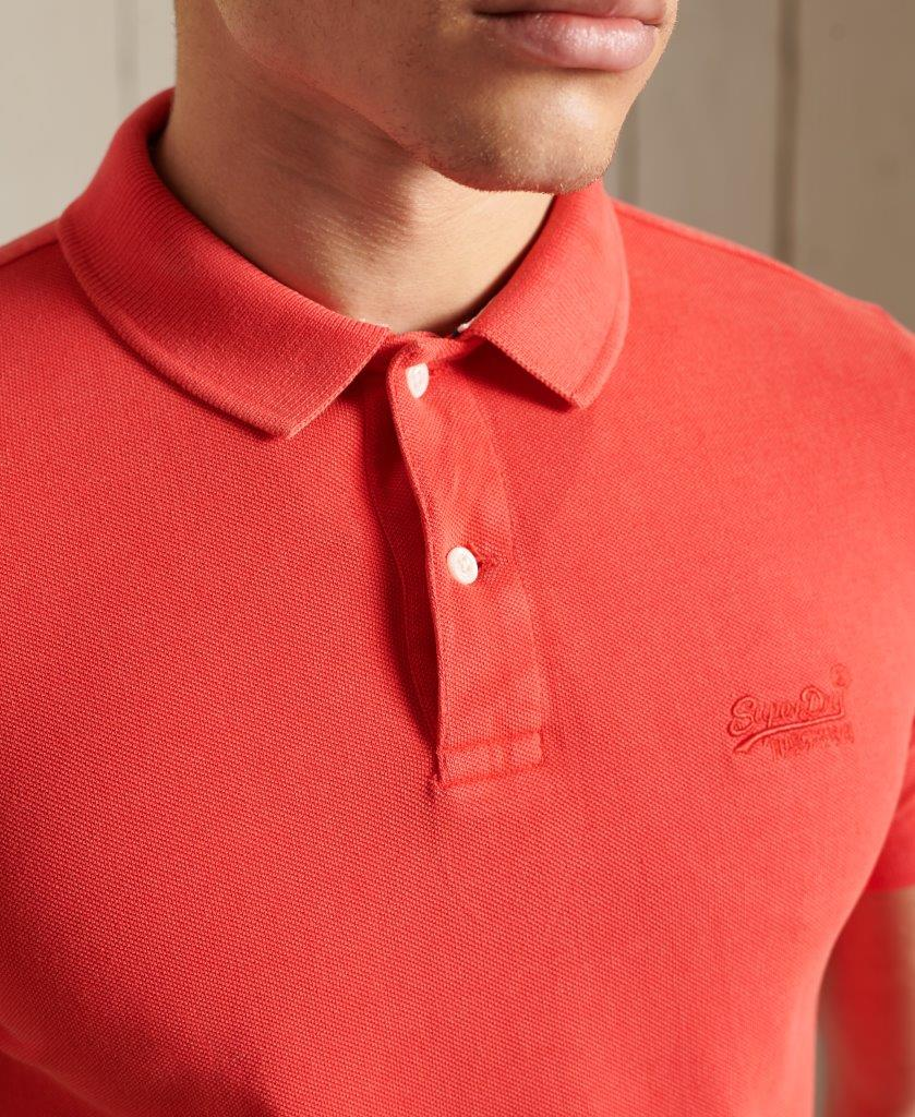 Superdry | S/S VINTAGE DESTROYED POLO