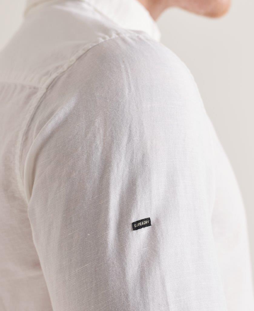 Superdry | LINEN COTTON LS SHIRT