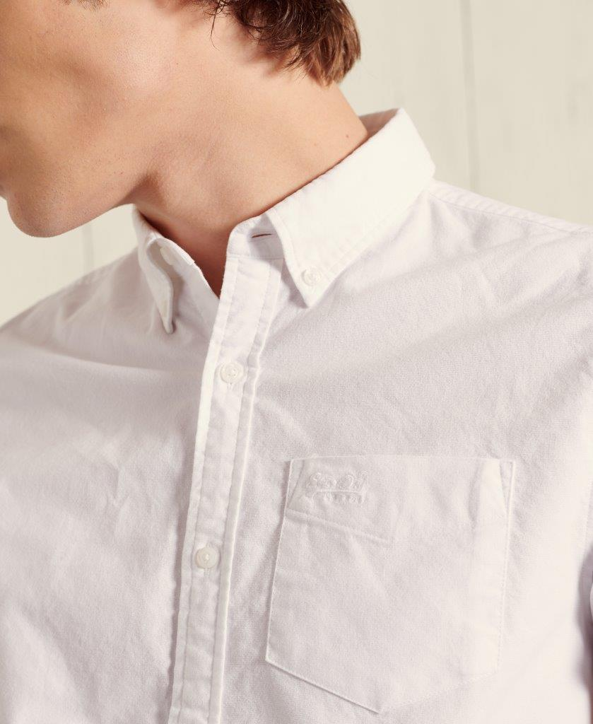 Superdry   S/S CLASSIC UNIVERSITY OXFORD
