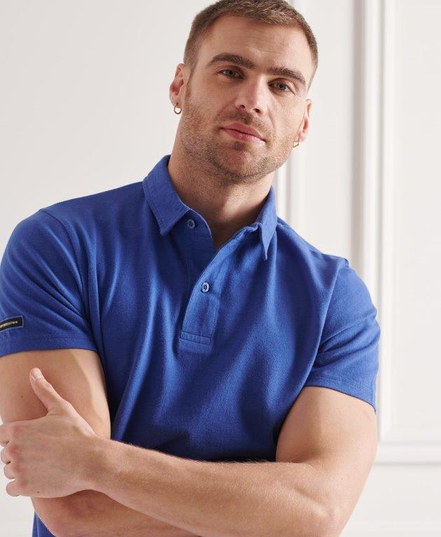 Superdry | STUDIOS JERSEY POLO
