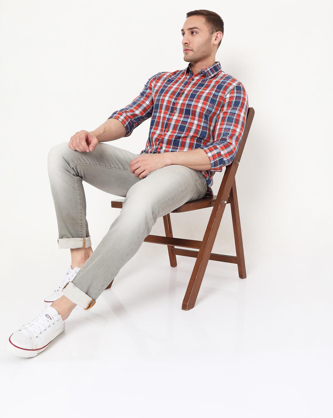 GAS | Men's Sir Det In Slim Fit Shirt