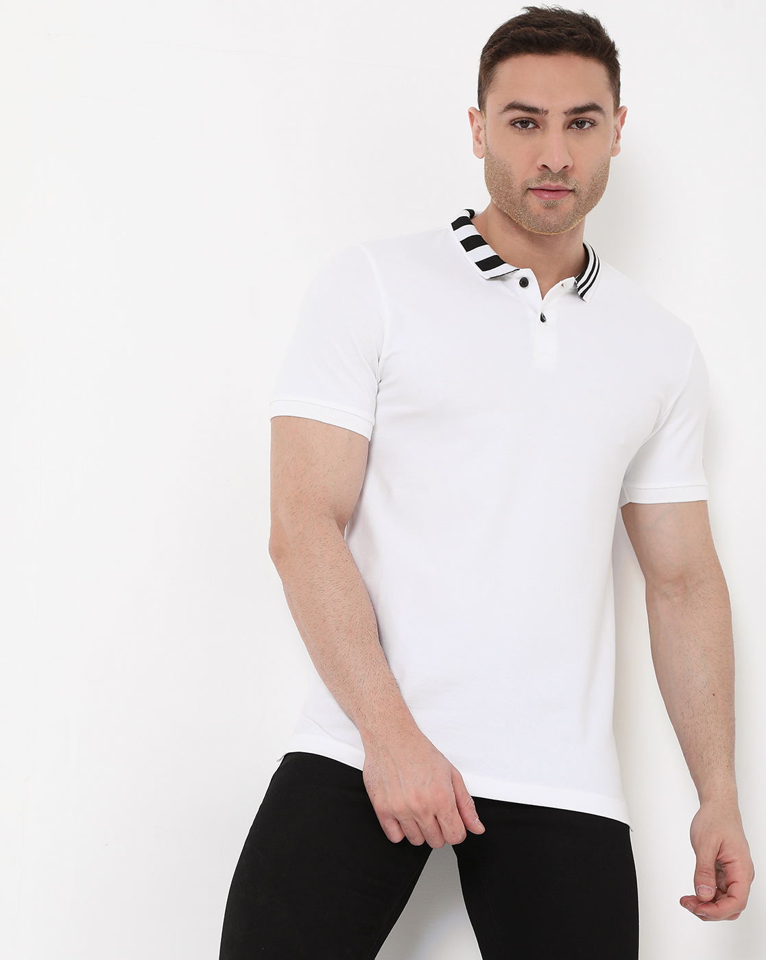 GAS | Men's Ralph Jaq In Slim Fit Polo