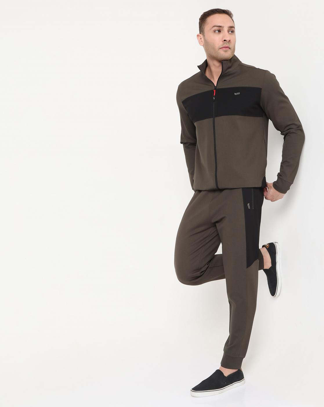 GAS | Men's Zippo In Slim Fit Sweatshirt