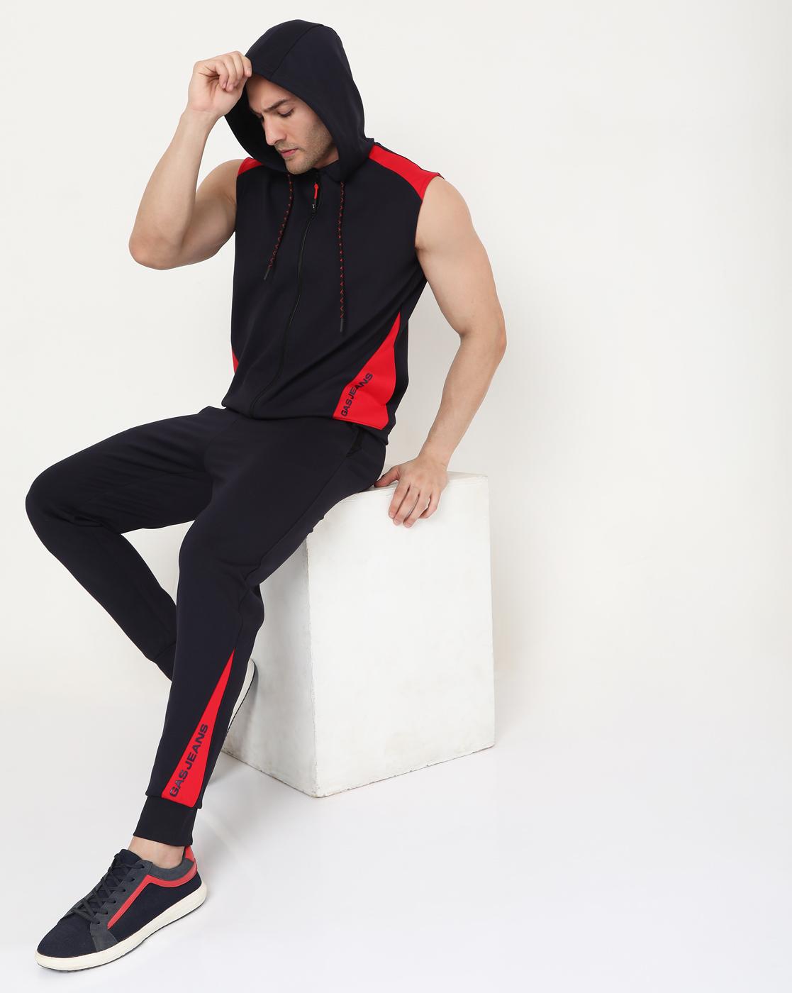 GAS | Men's Radar Sew In Slim Fit Trackpants