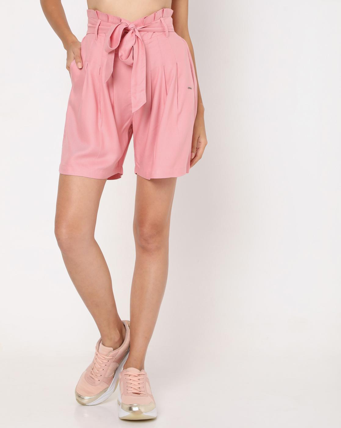 GAS   Women's Ella In Straight Fit Shorts