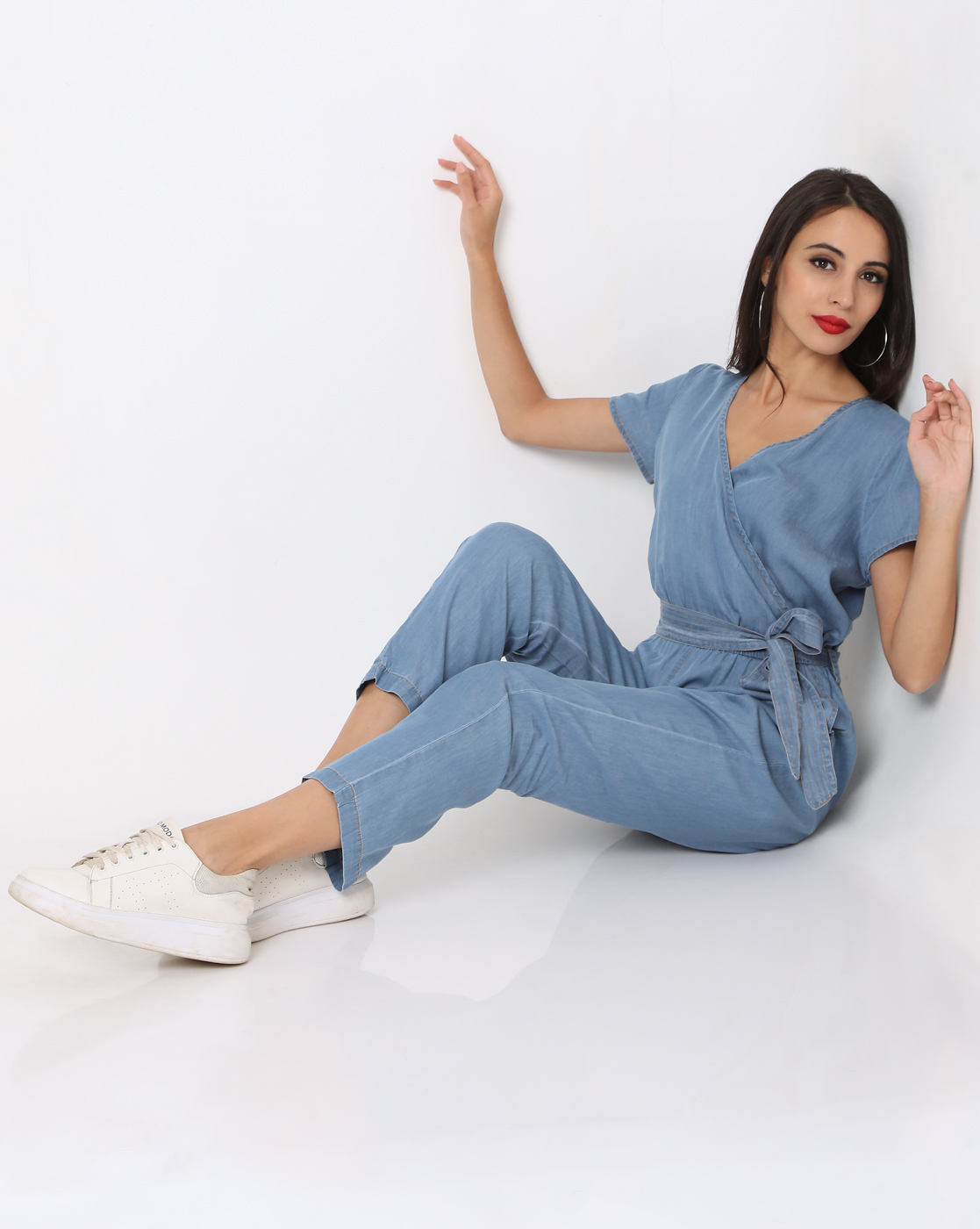 GAS | Women's Evie In Straight Fit Jumpsuit