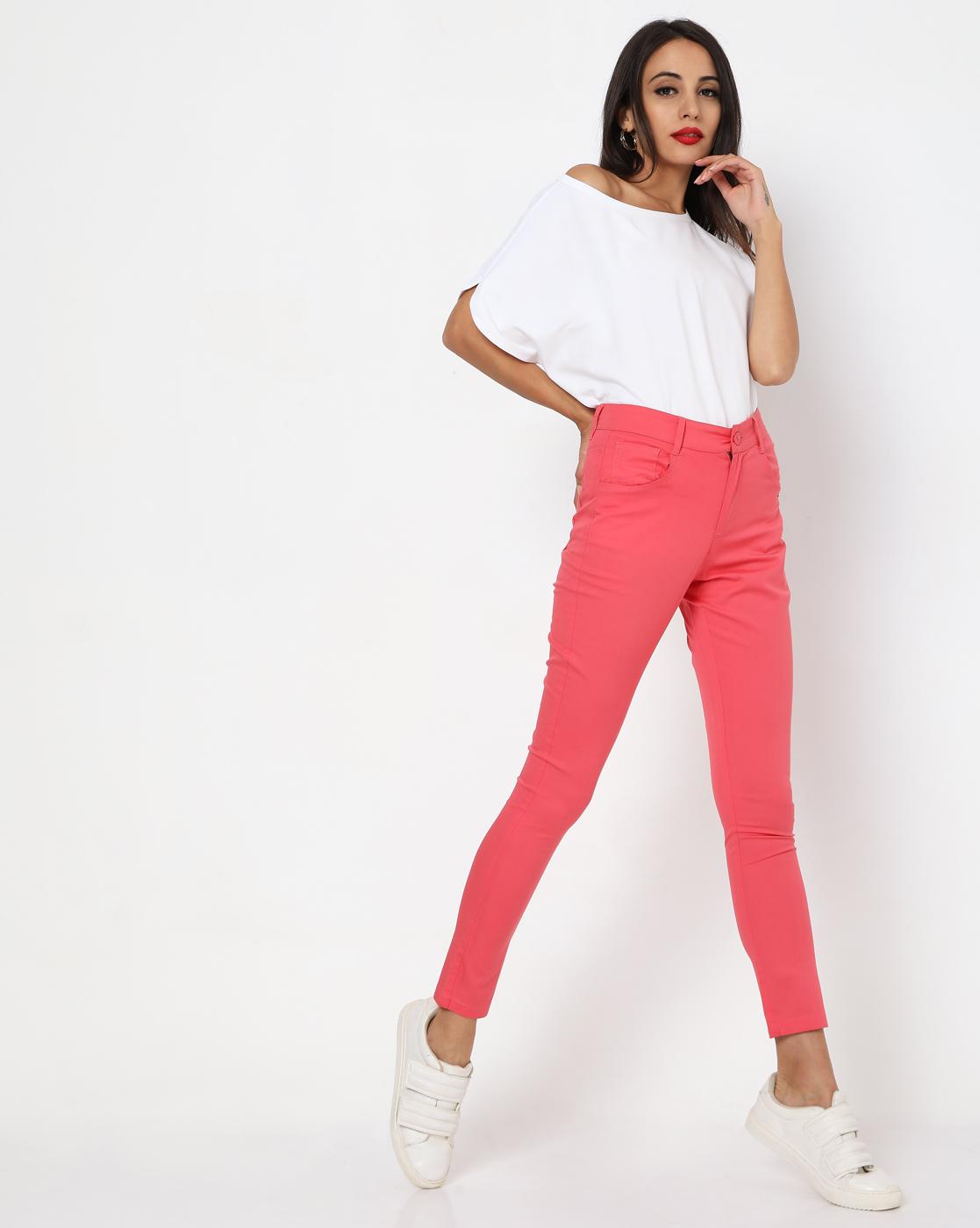 GAS   Women's Charlotte In Skinny Fit Jeans