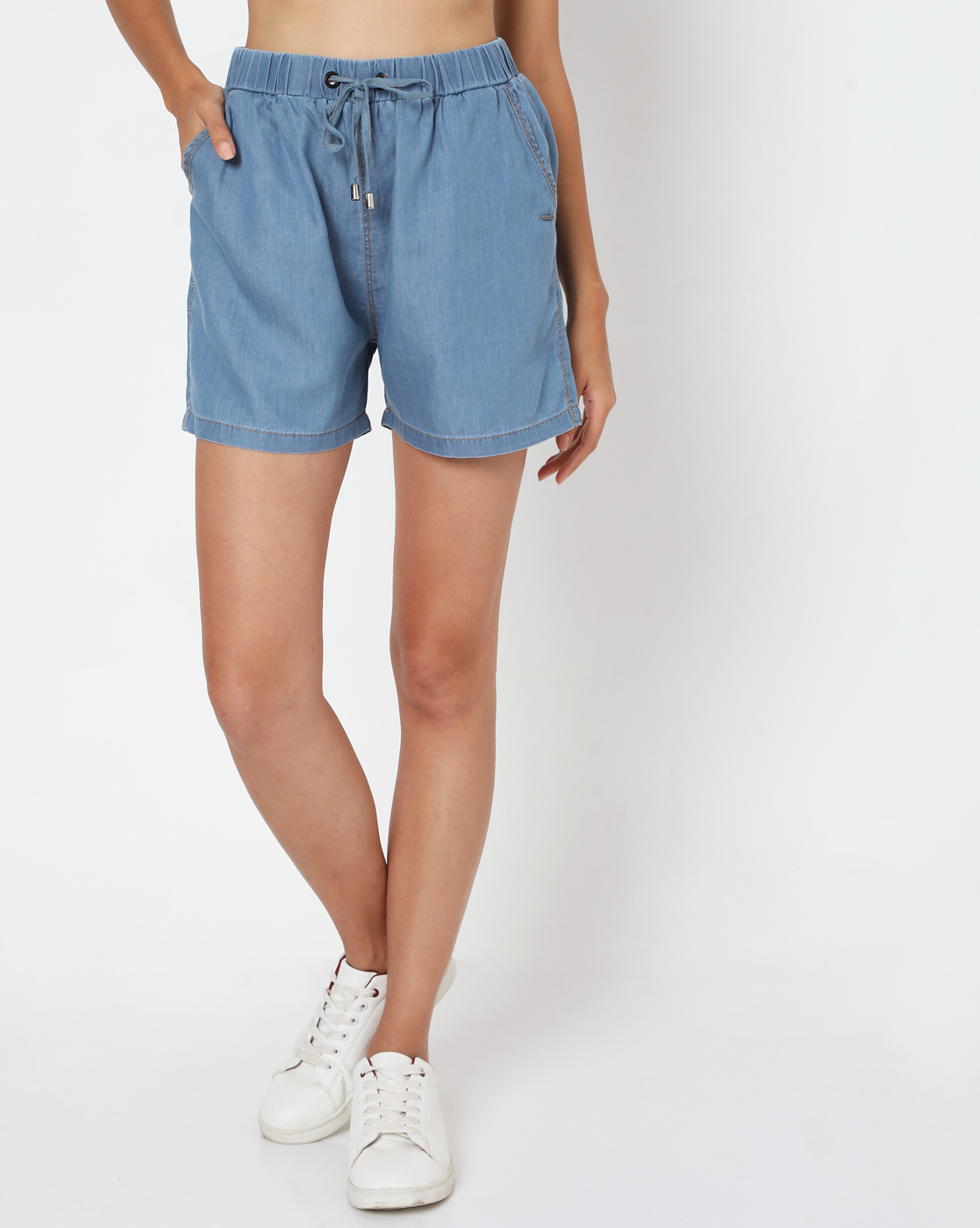 GAS | Women's Molly In Straight Fit Shorts
