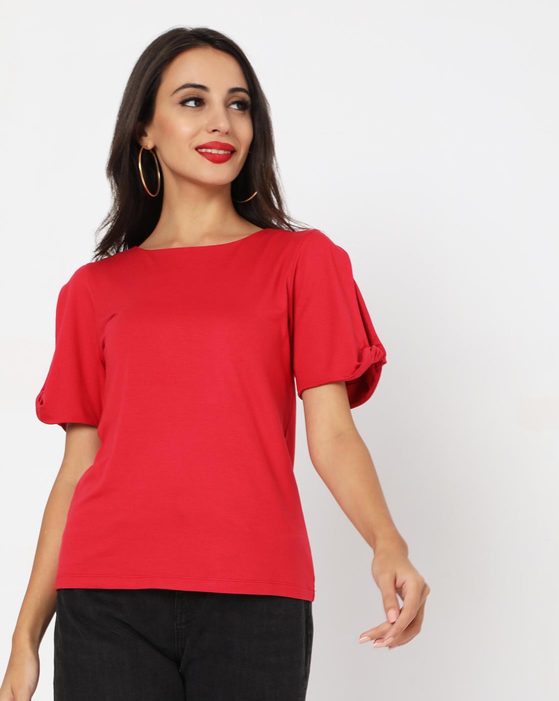 GAS | Women's Nancy In Crew Neck T-Shirt
