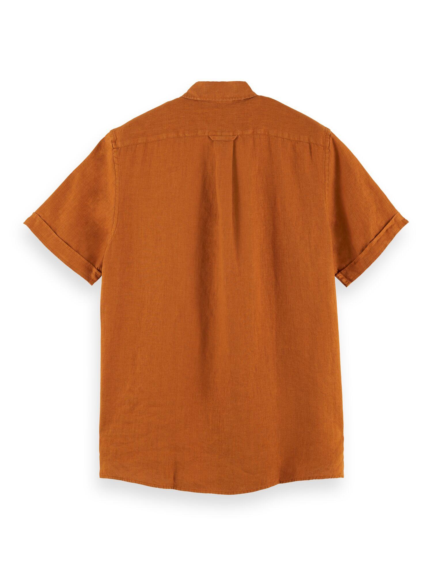 Scotch & Soda | REGULAR FIT- Classic short sleeve shirt