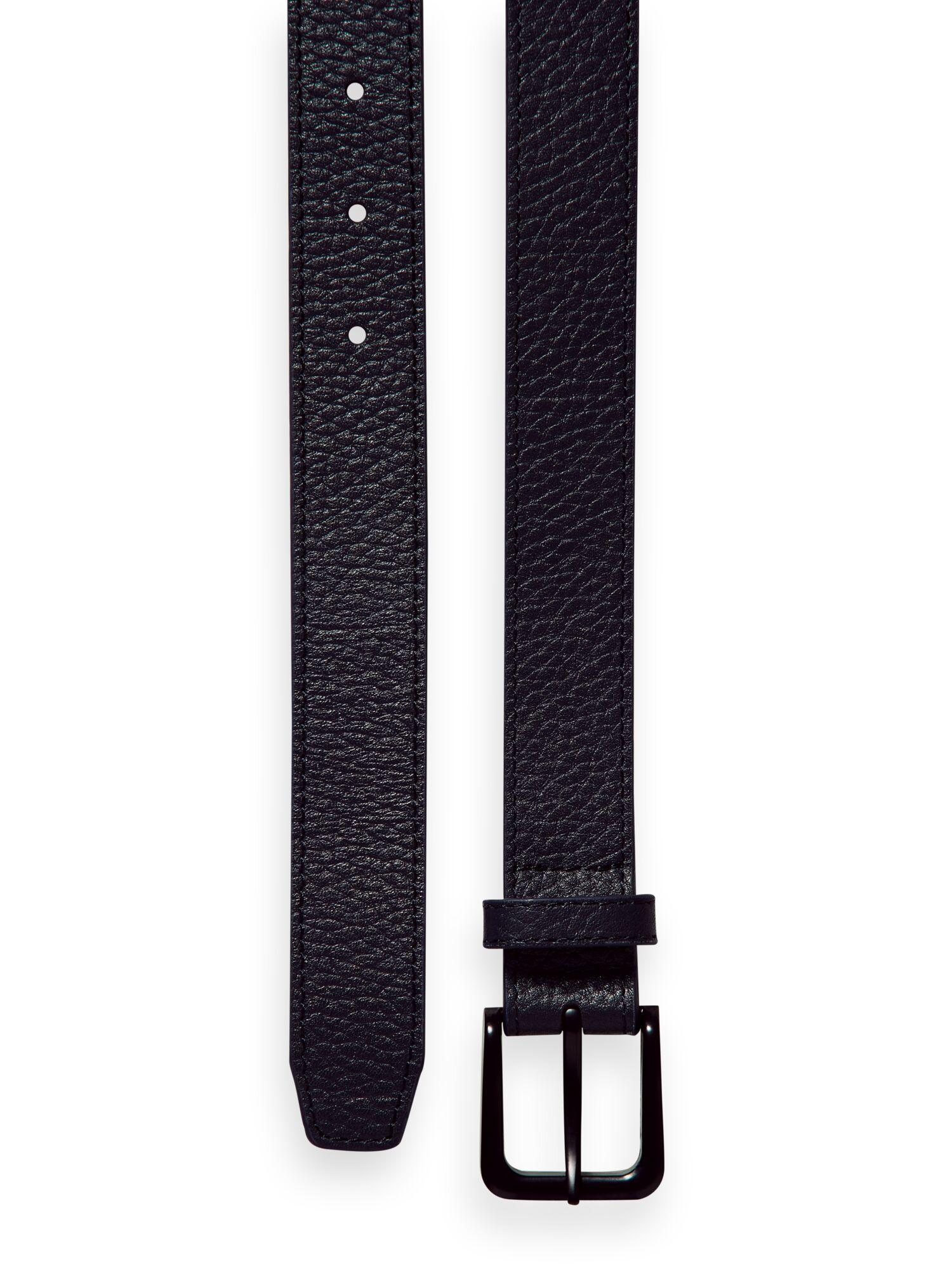 Scotch & Soda | Classic  leather belt