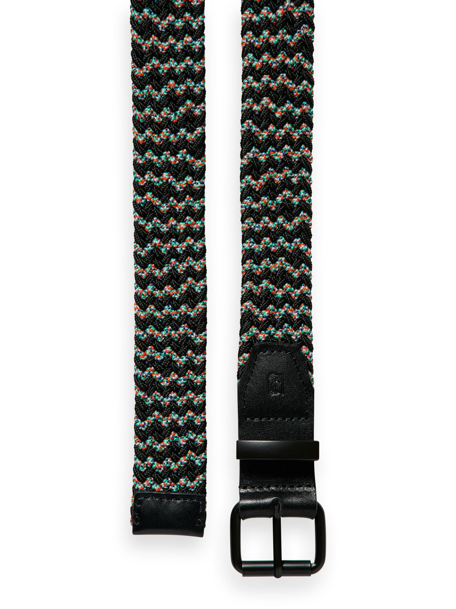 Scotch & Soda | Elasticated braided belt