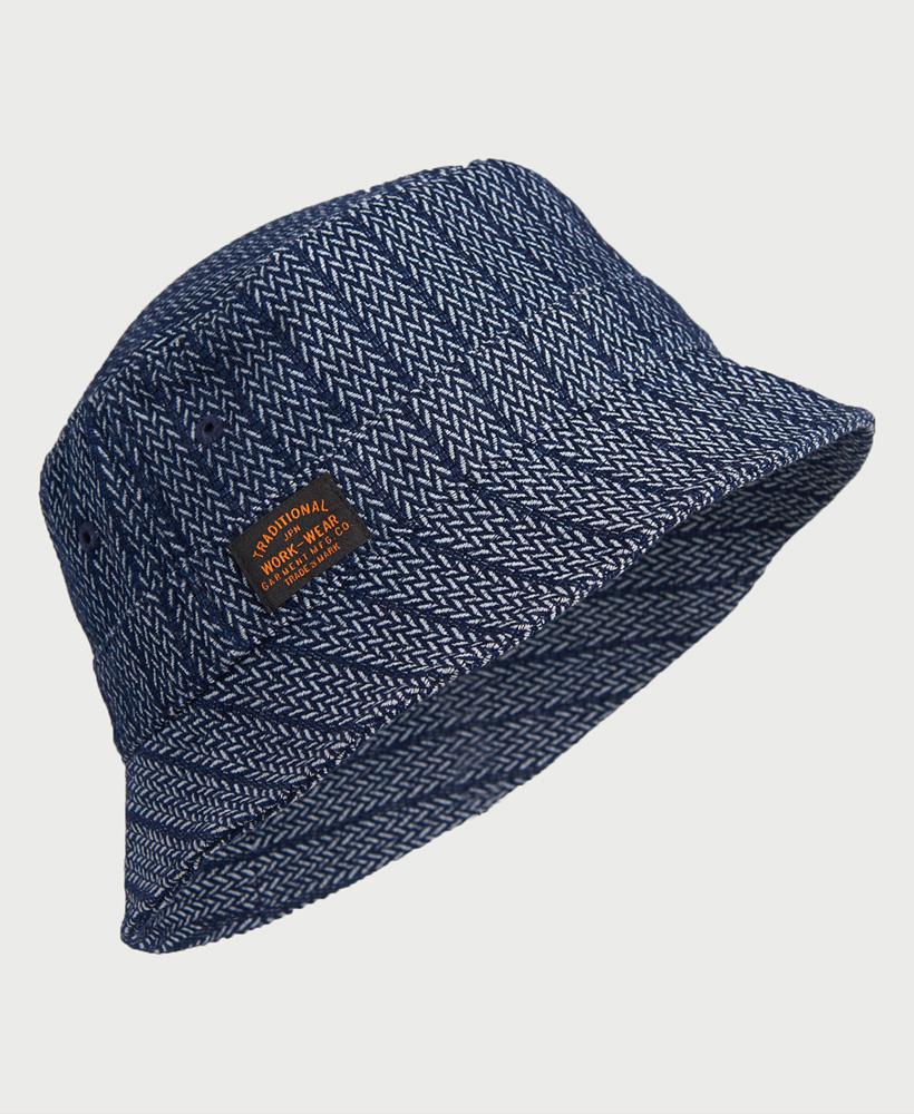 Superdry   WOVEN BUCKET HAT