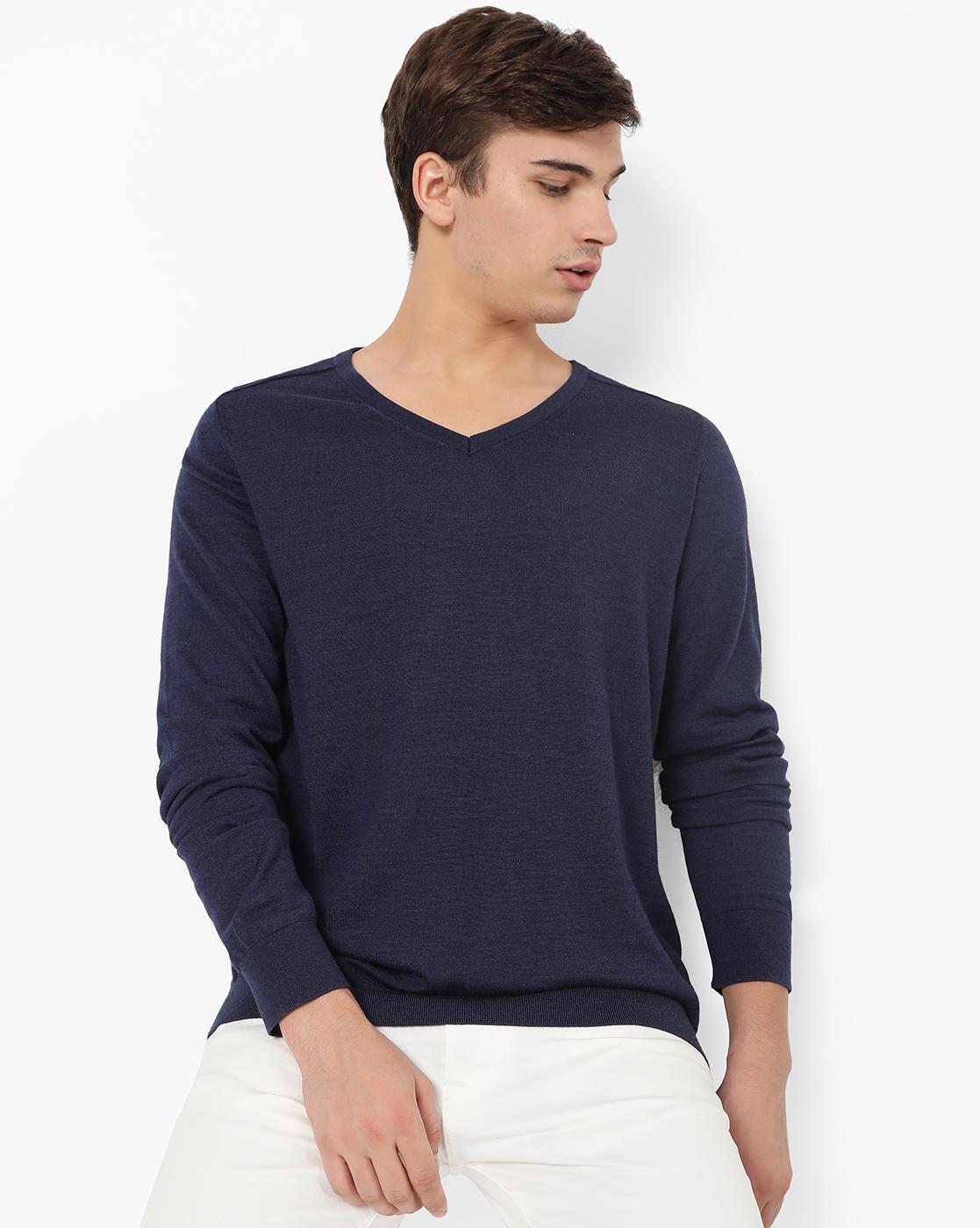 GAS | Men's Dwight V In  Sweater