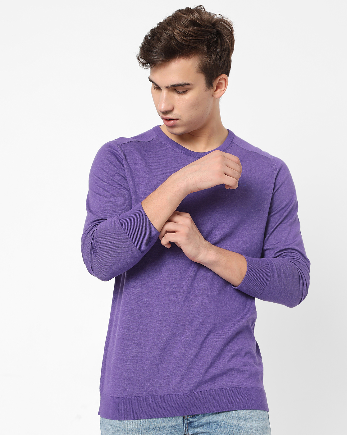GAS | Men's Wallace Crew In  Sweater