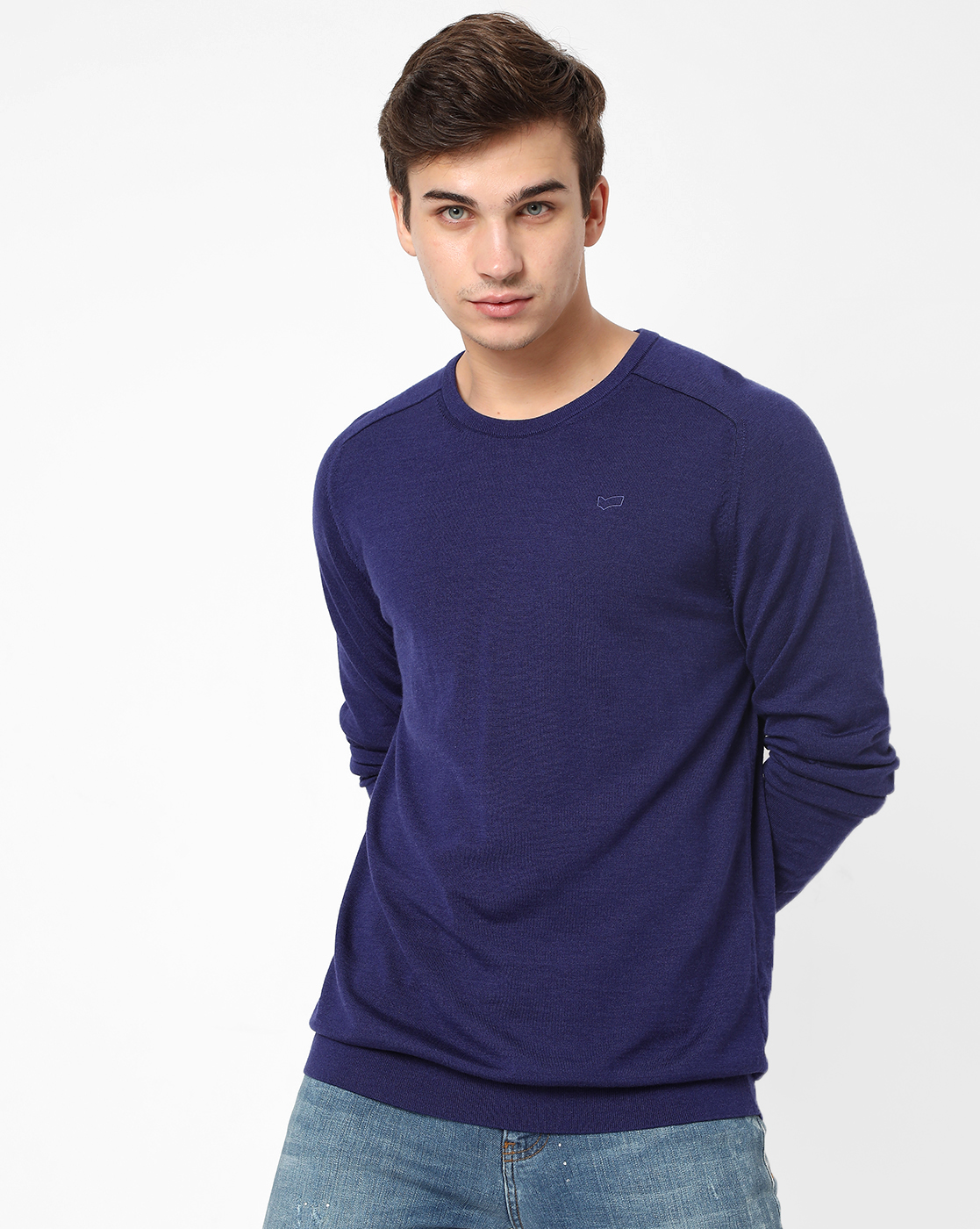 GAS   Men's Wallace Crew In  Sweater