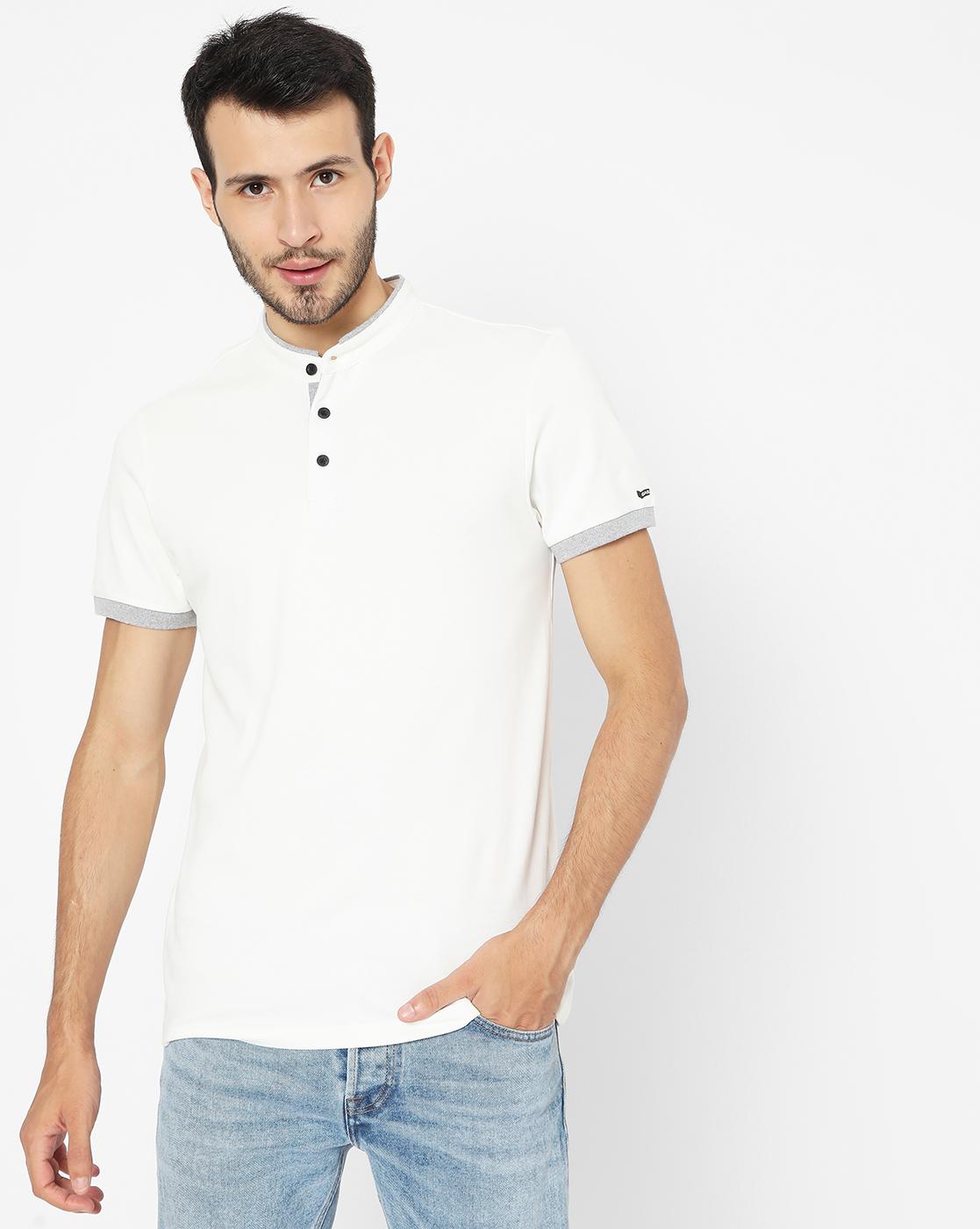 GAS | Men's Luke Basic In Slim Polo