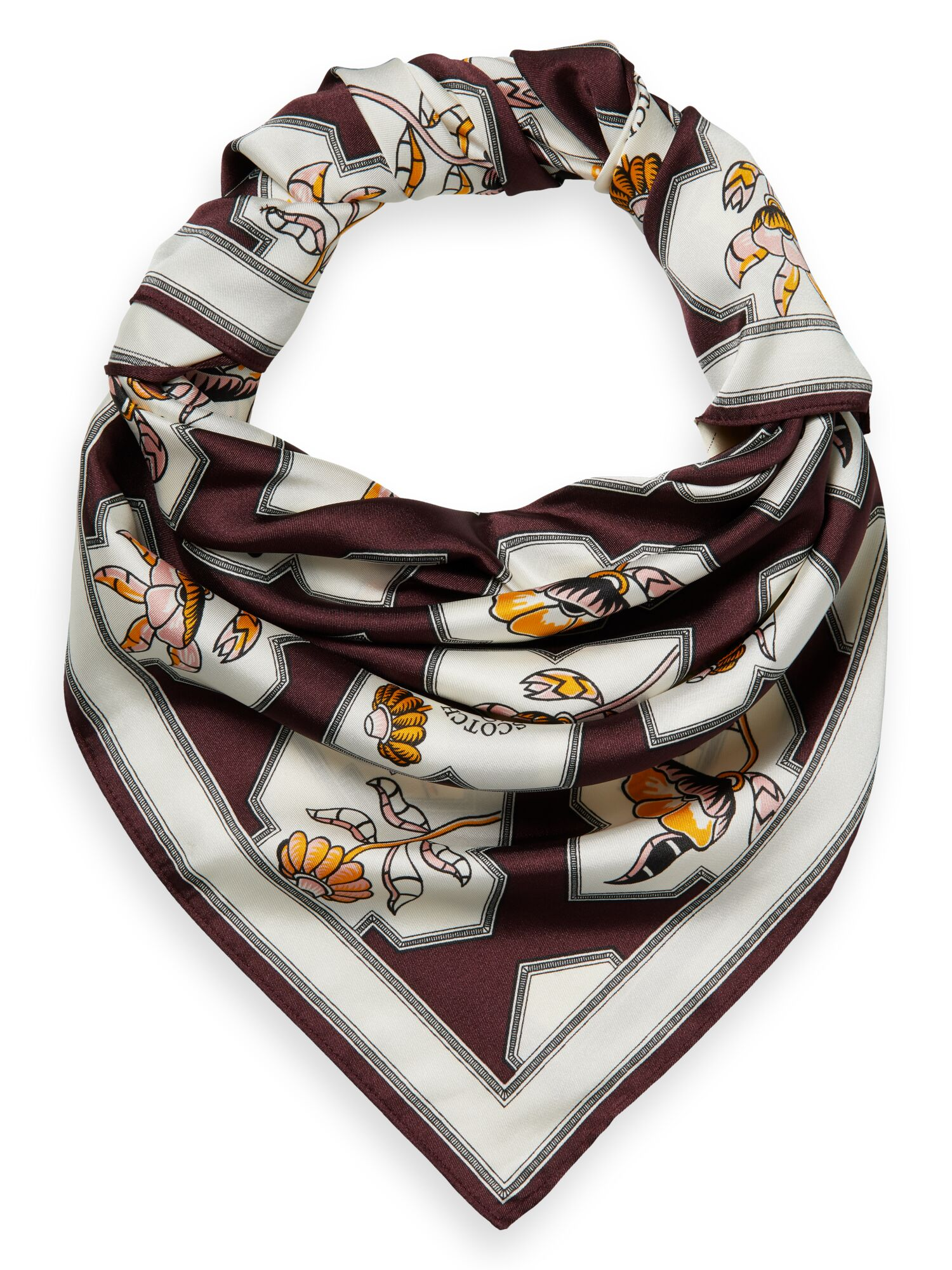 Scotch & Soda | Printed scarf