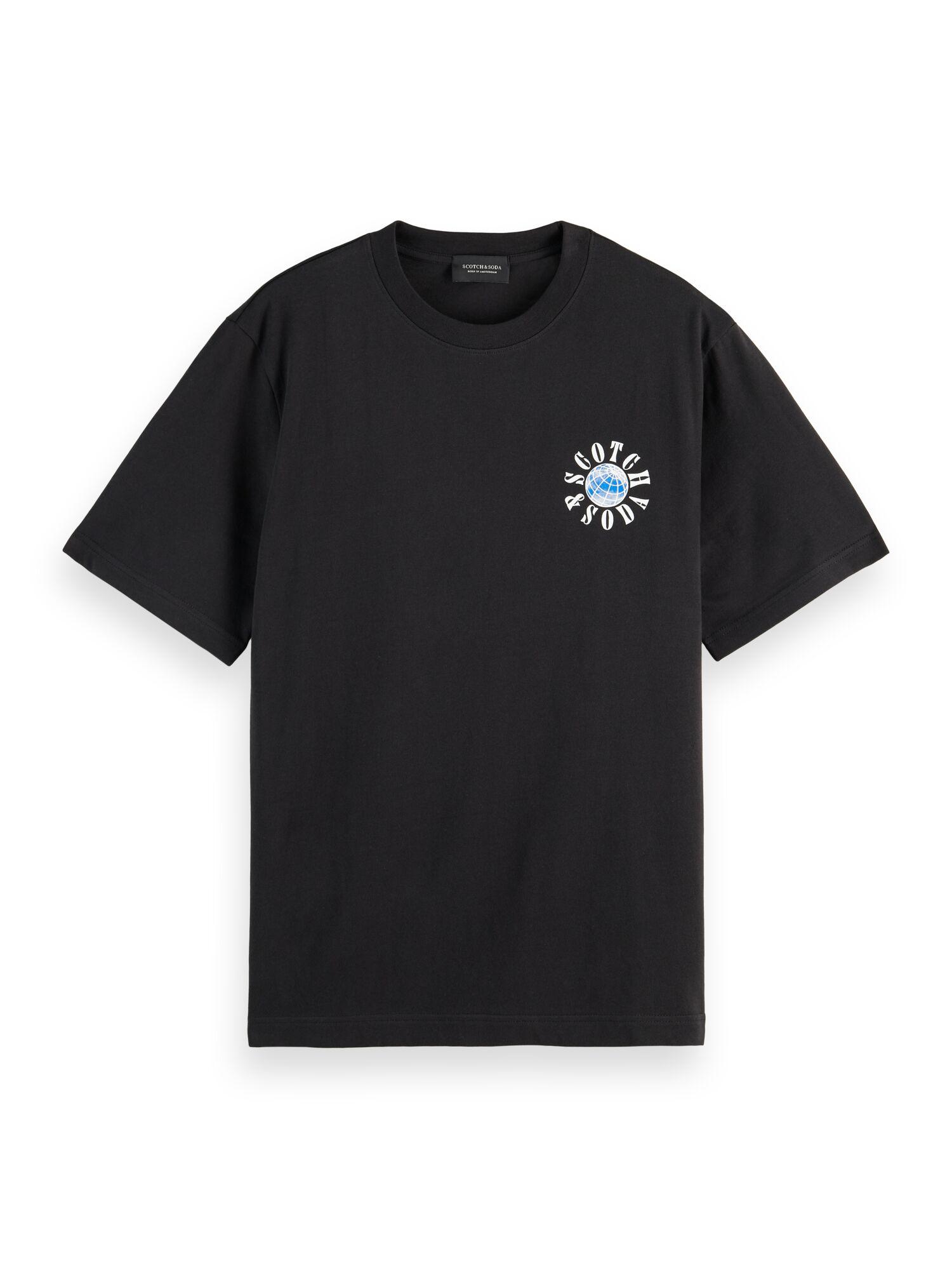 Scotch & Soda | Graphic logo regular fit T-shirt