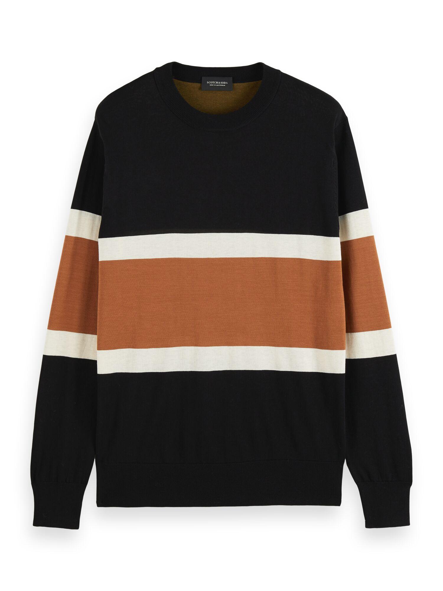 Scotch & Soda | Lightweight striped pullover