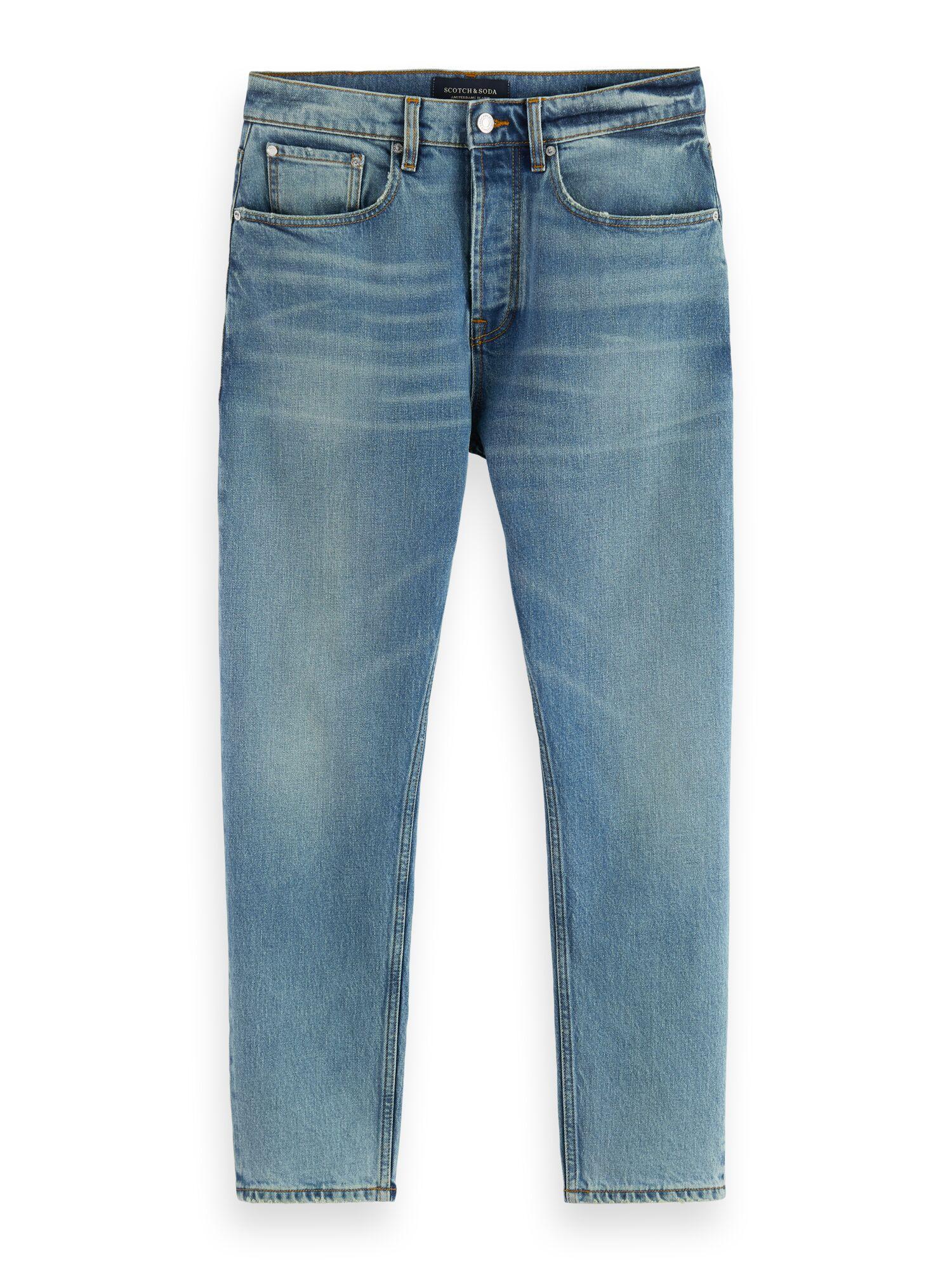 Scotch & Soda | Dean loose taper jeans in Organic Cotton-Break the Record