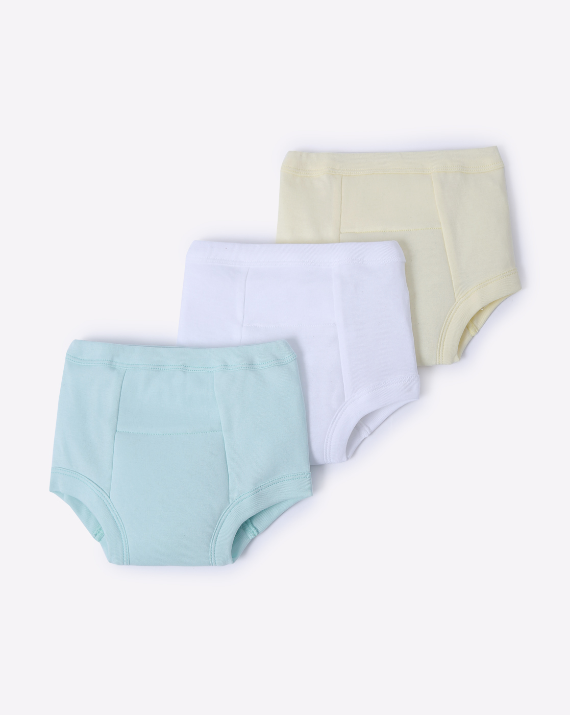Mothercare | Mila Baby Organic Training Pants Pack of 3