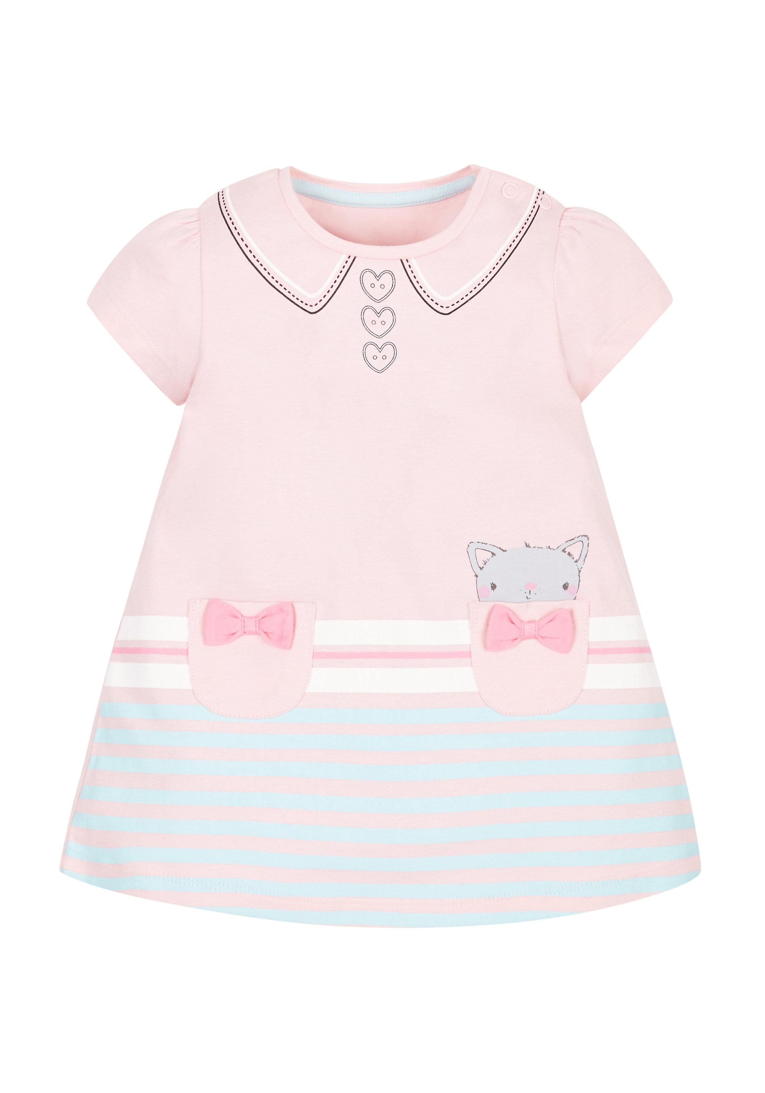 Mothercare   Girls Cat Dress