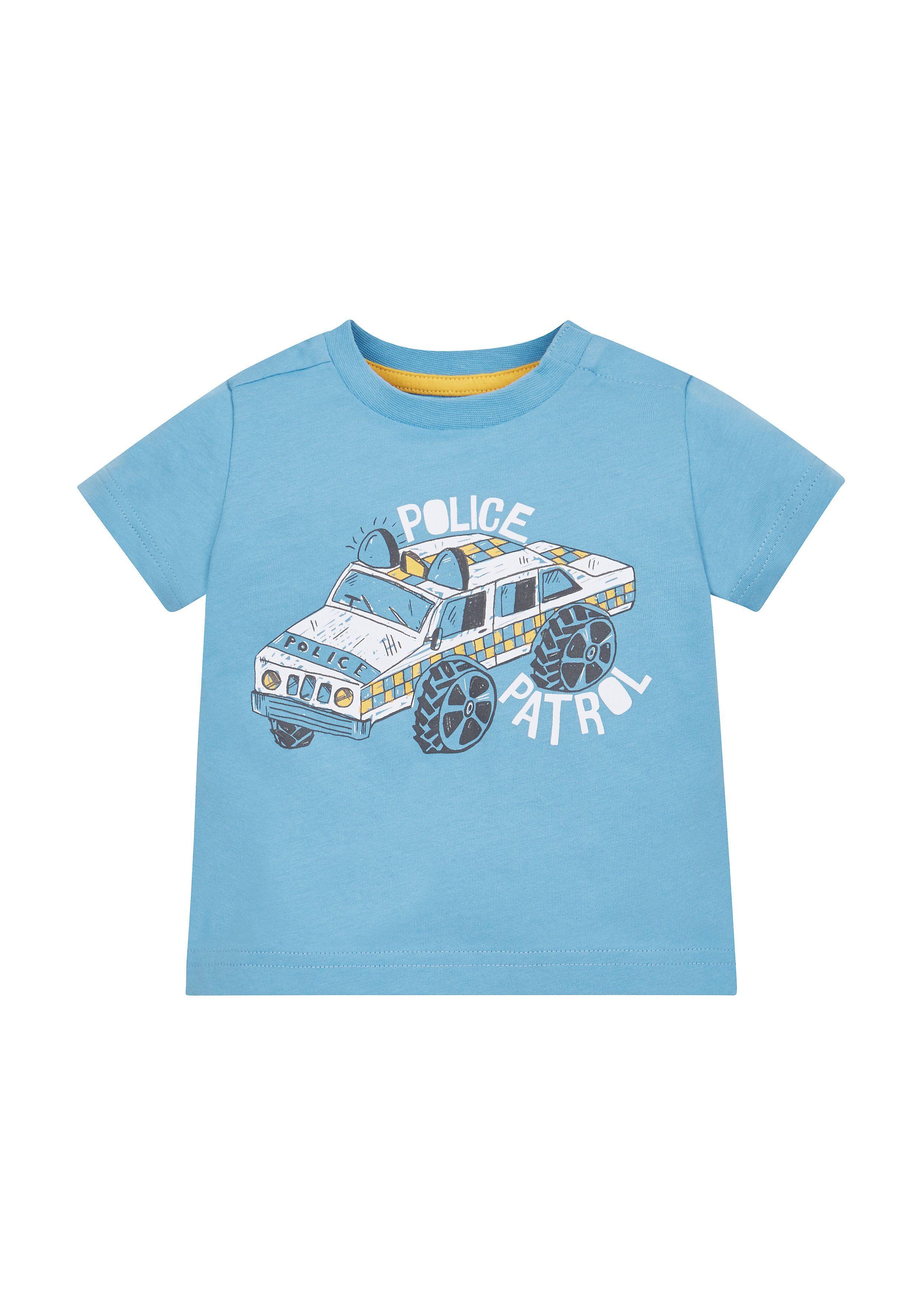Mothercare   Police Patrol T-Shirt