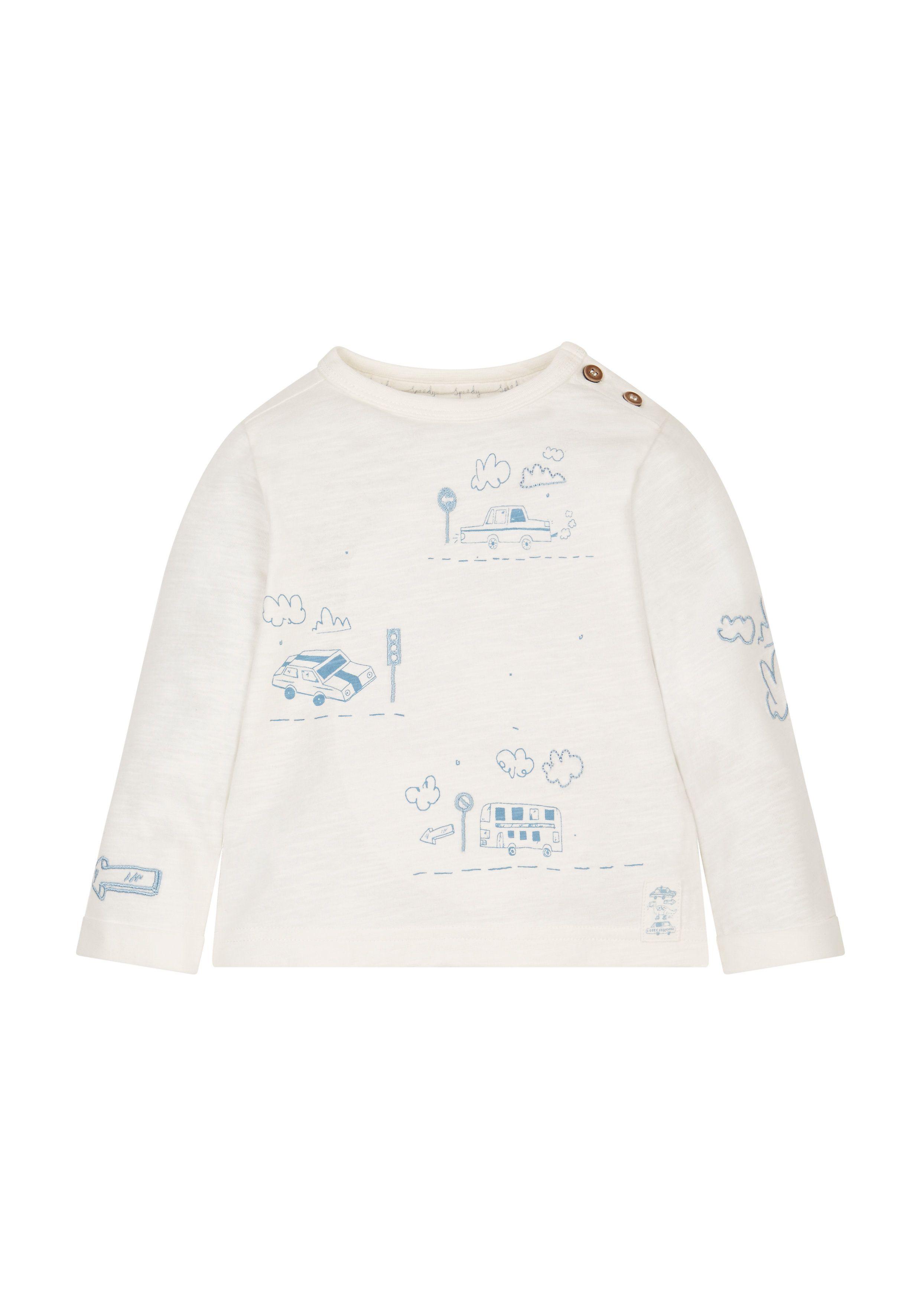 Mothercare | Sketchy Car T-Shirt