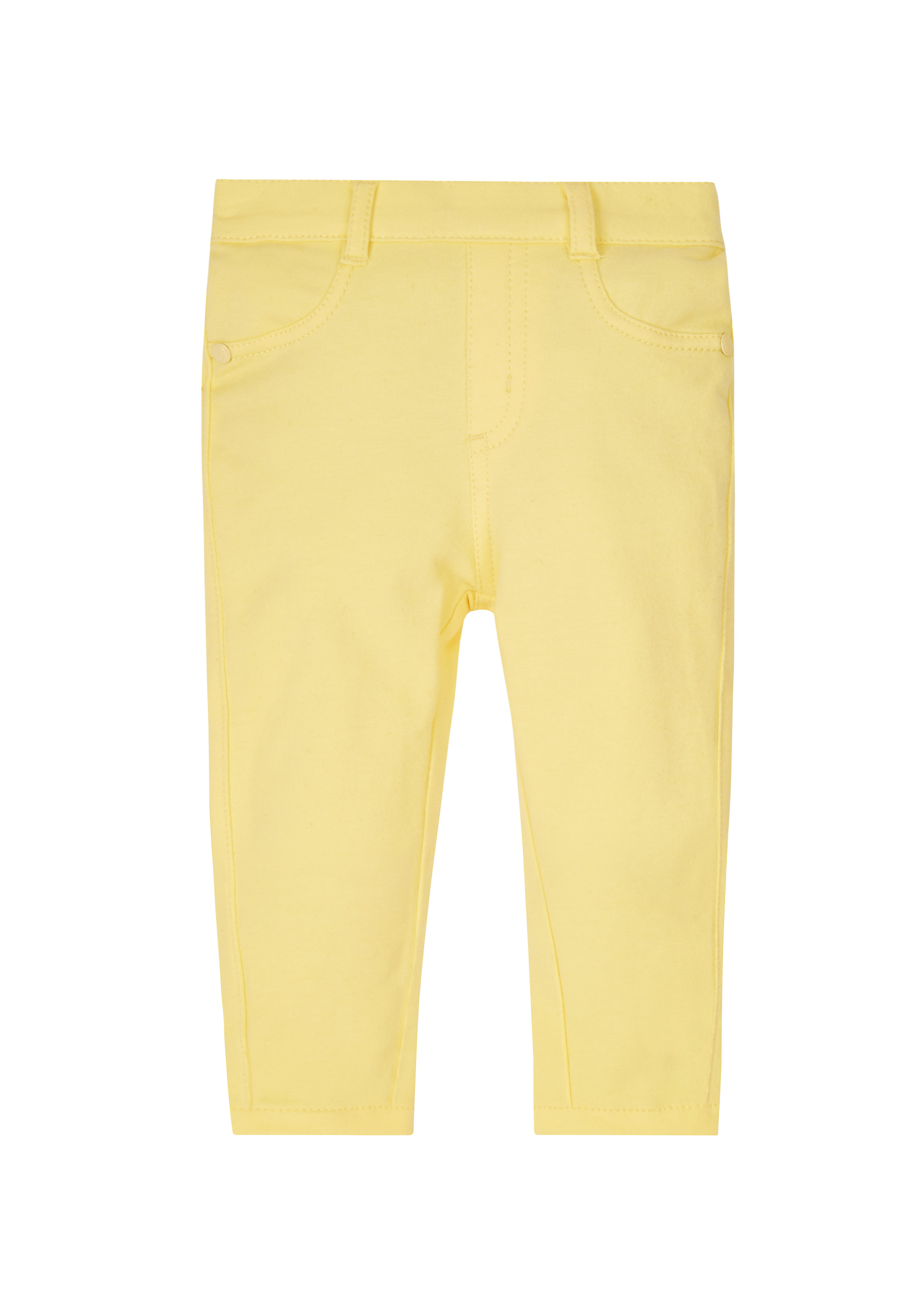 Mothercare | Girls Jeggings - Yellow