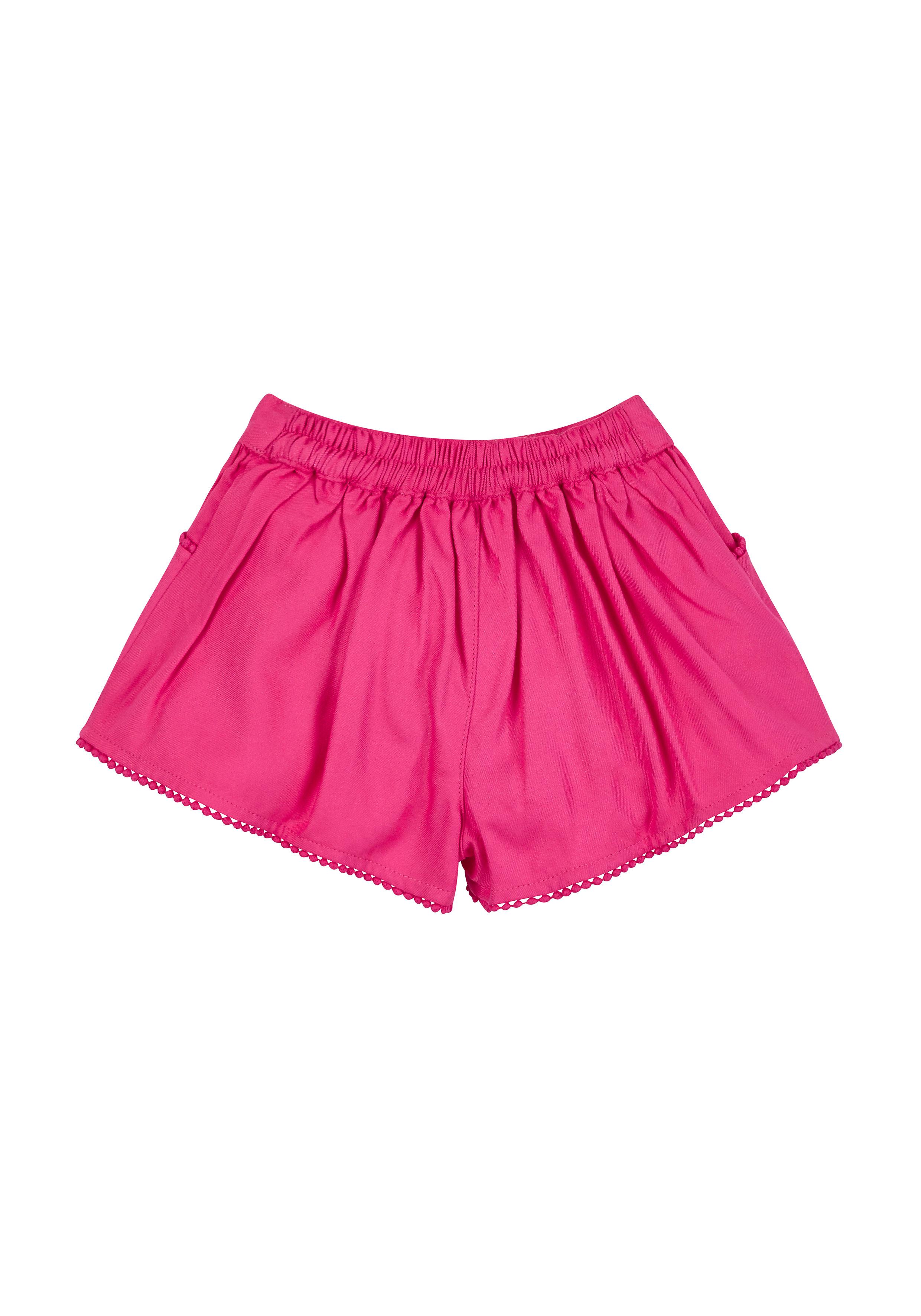 Mothercare | Girls Shorts - Pink