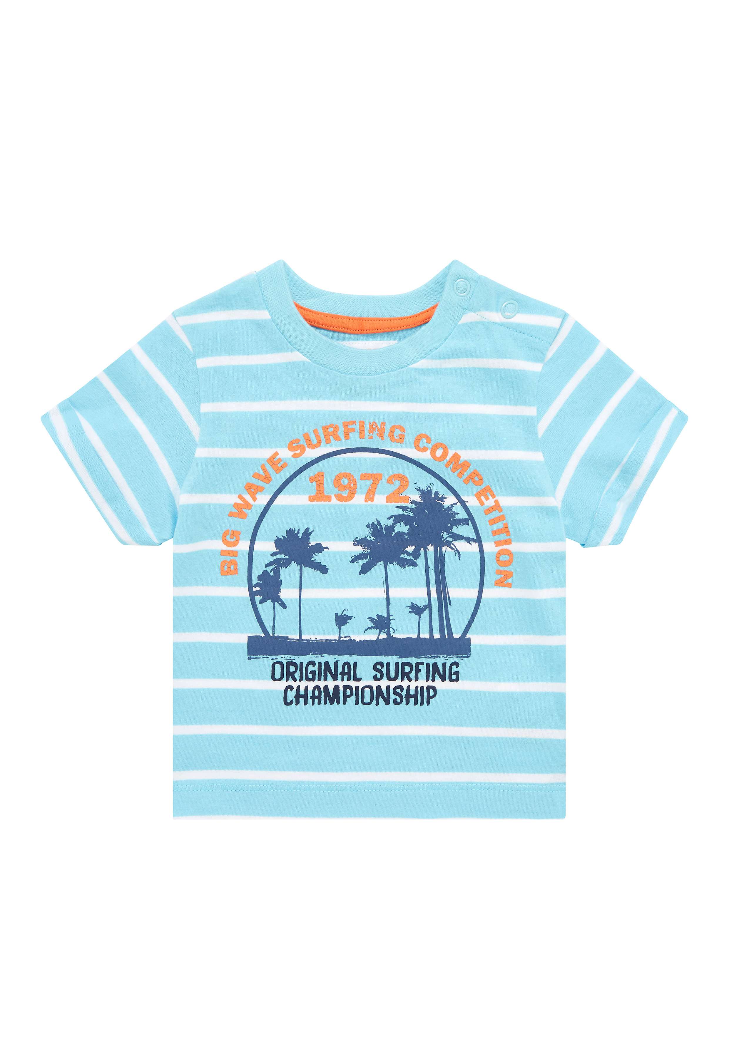 Mothercare | Boys Surfing T-Shirt - Blue