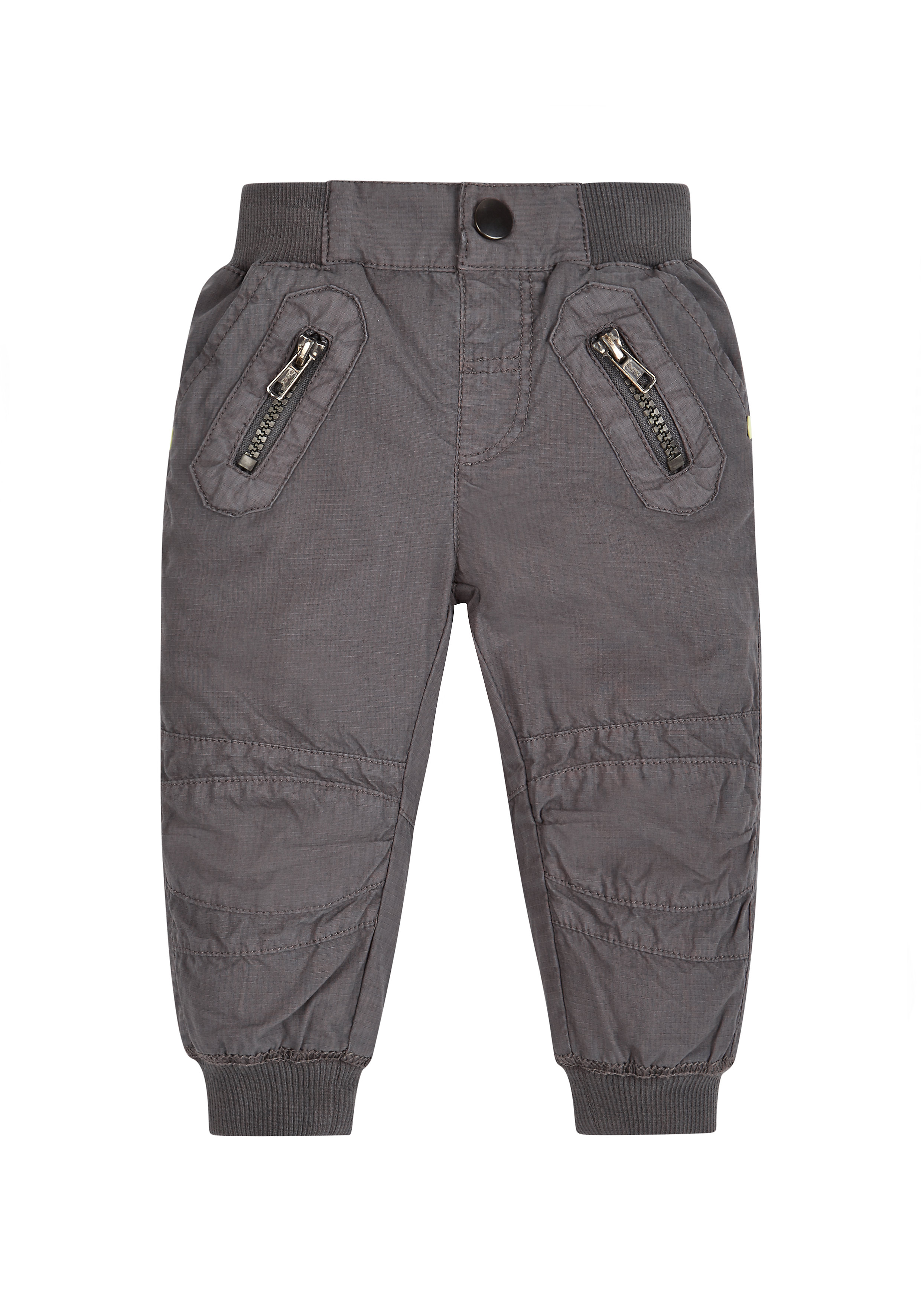 Mothercare   Boys  Utility Trousers - Grey