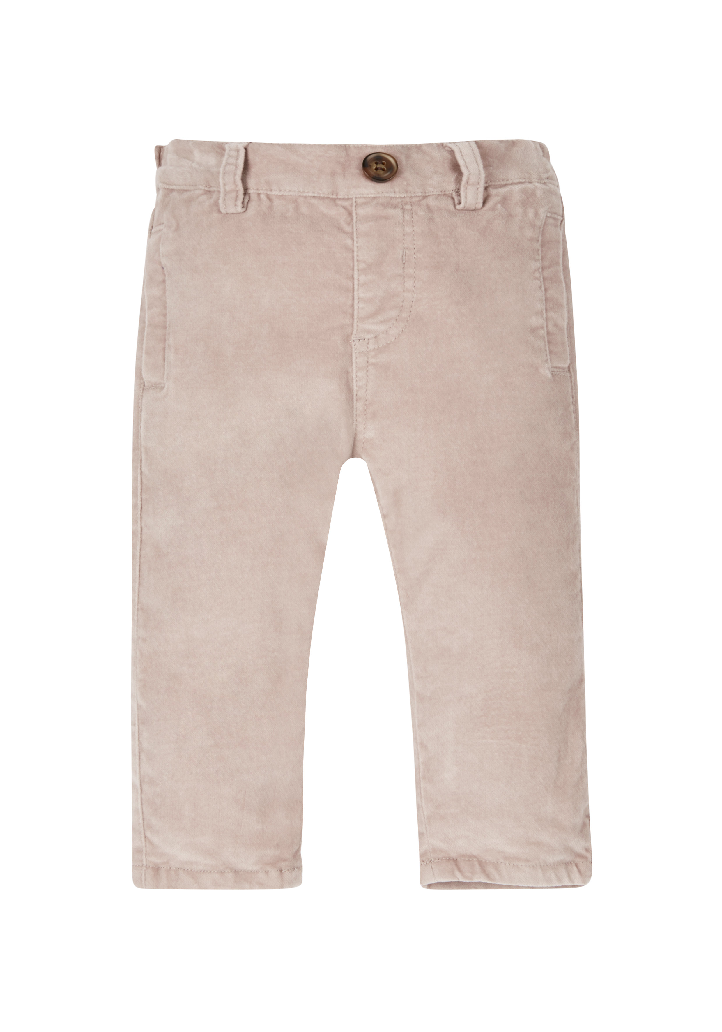 Mothercare | Girls Cord Trousers  - Pink