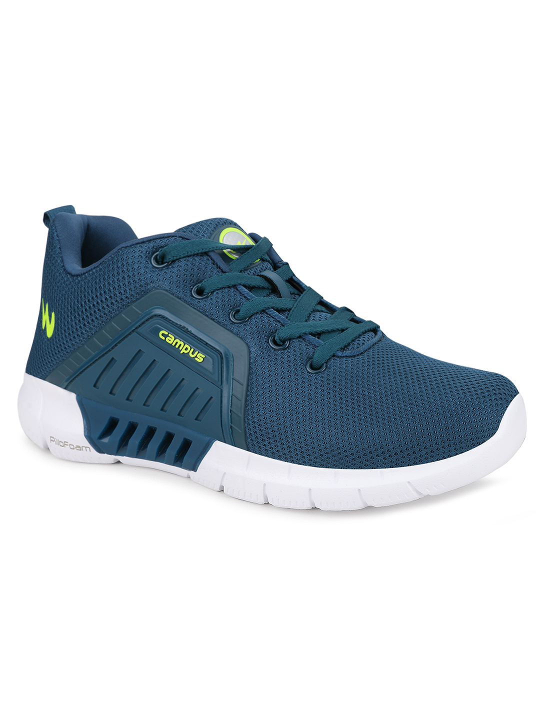 Campus Shoes | Blue Center Running Shoes