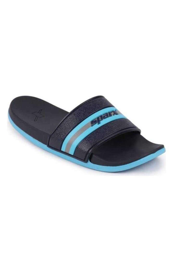 Sparx | Navy Blue Flip Flops
