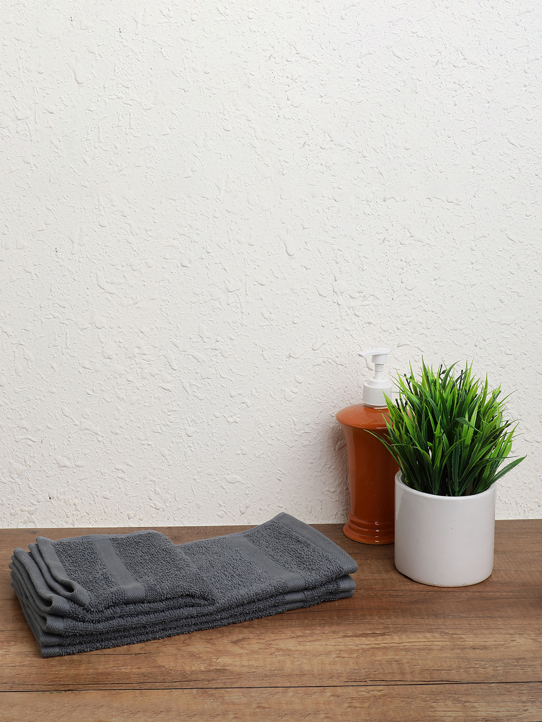 OCTAVE | Hand Towel CHARCOAL