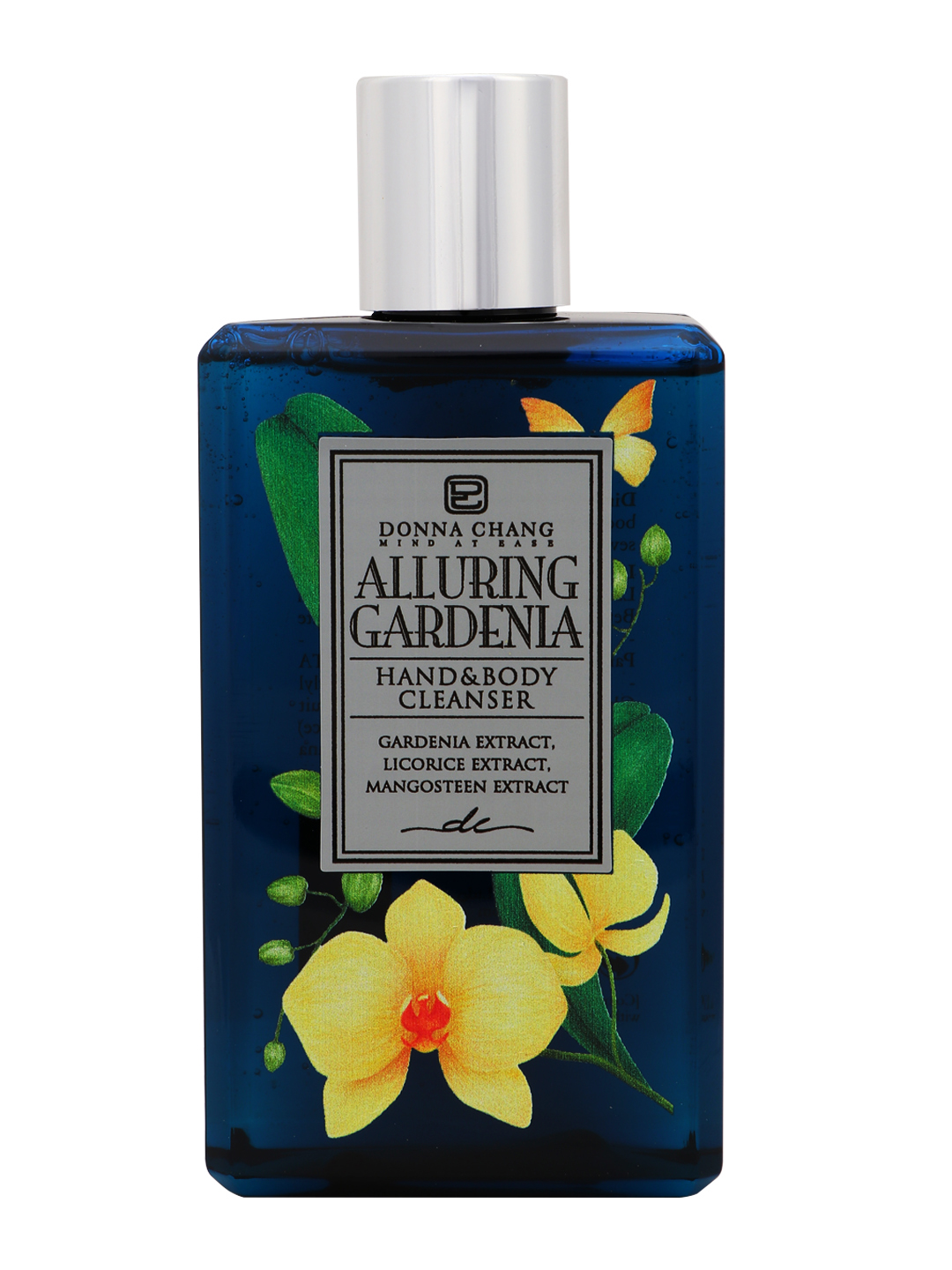 DONNA CHANG | Donna Chang Alluring Gardenia Hand & Body Cleanser