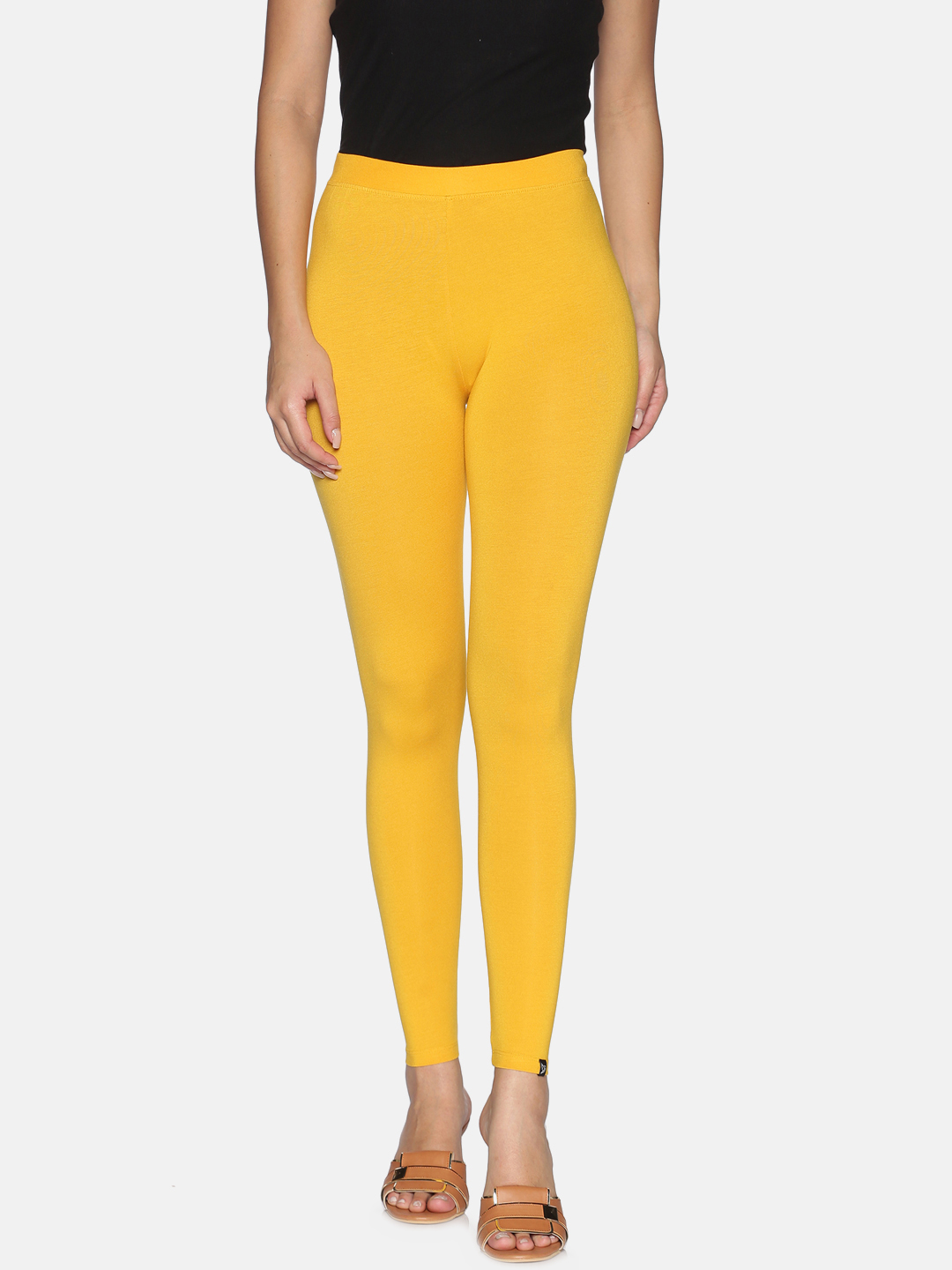Twin Birds   Twinbirds Candle Light women Ankle Legging - Radiant Series
