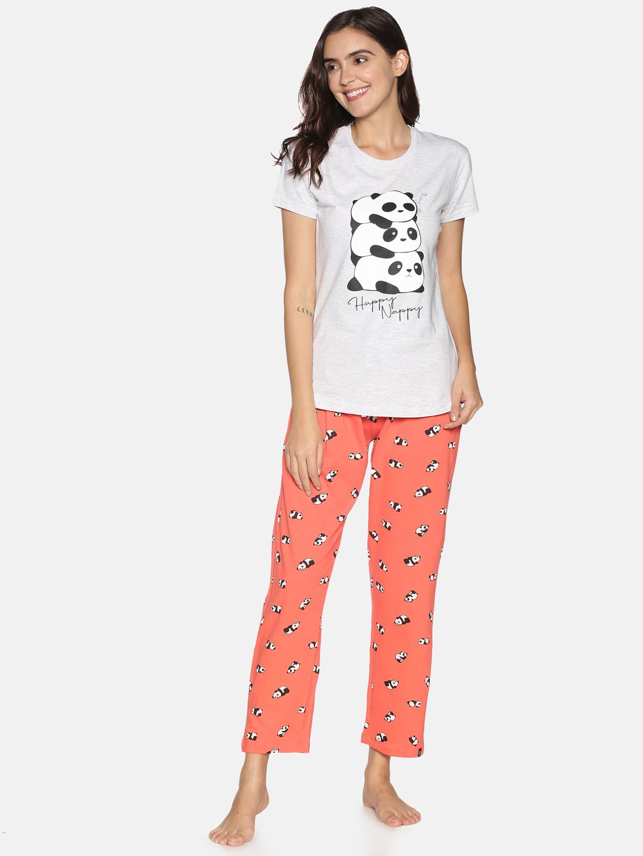 Twin Birds   TwinBirds Womens Lounge Wear Pyjama Set