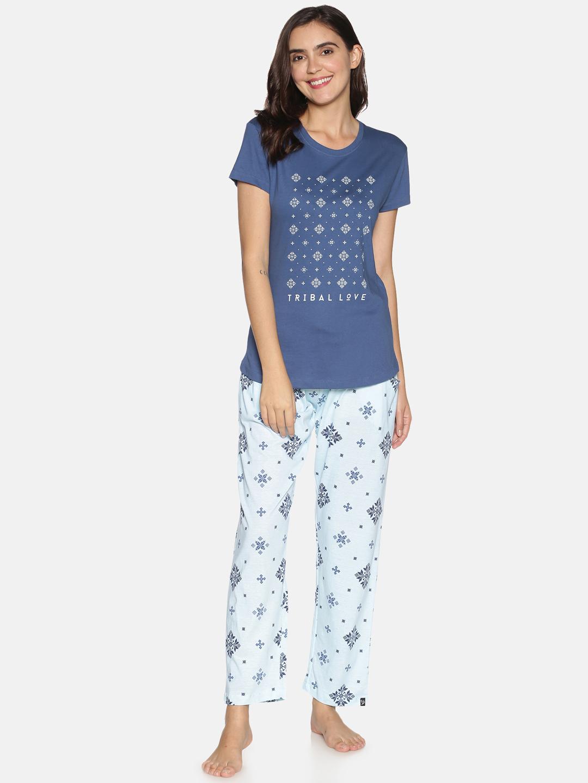 Twin Birds | TwinBirds Womens Lounge Wear Pyjama Set