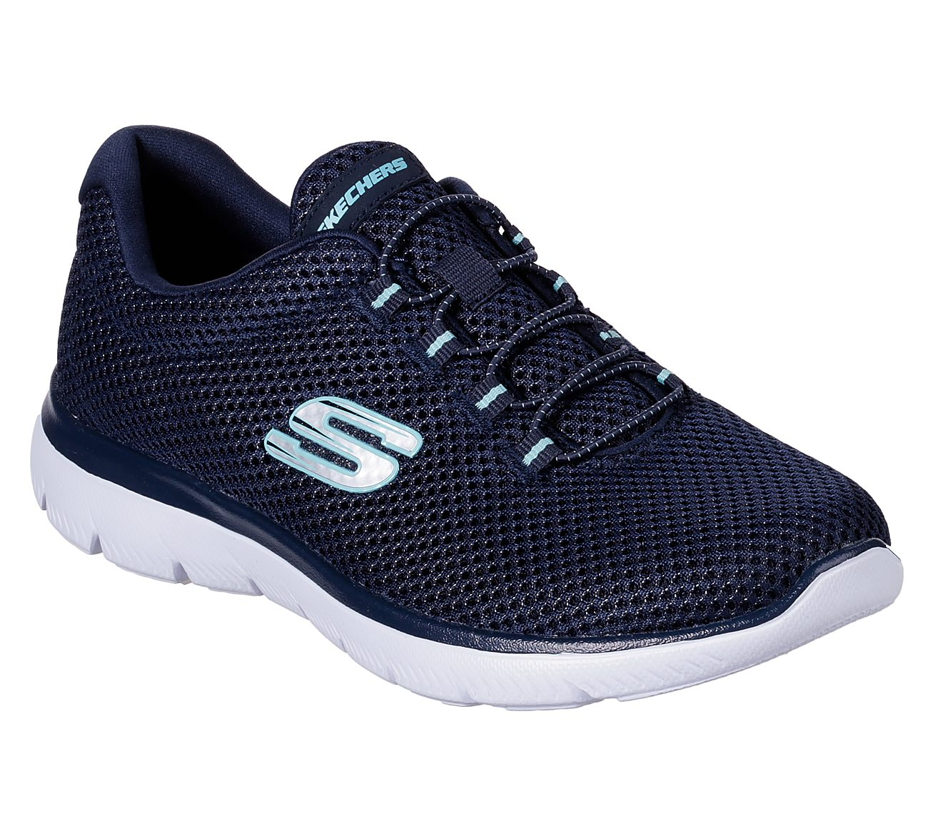 Skechers | Navy Summits Sports Shoes