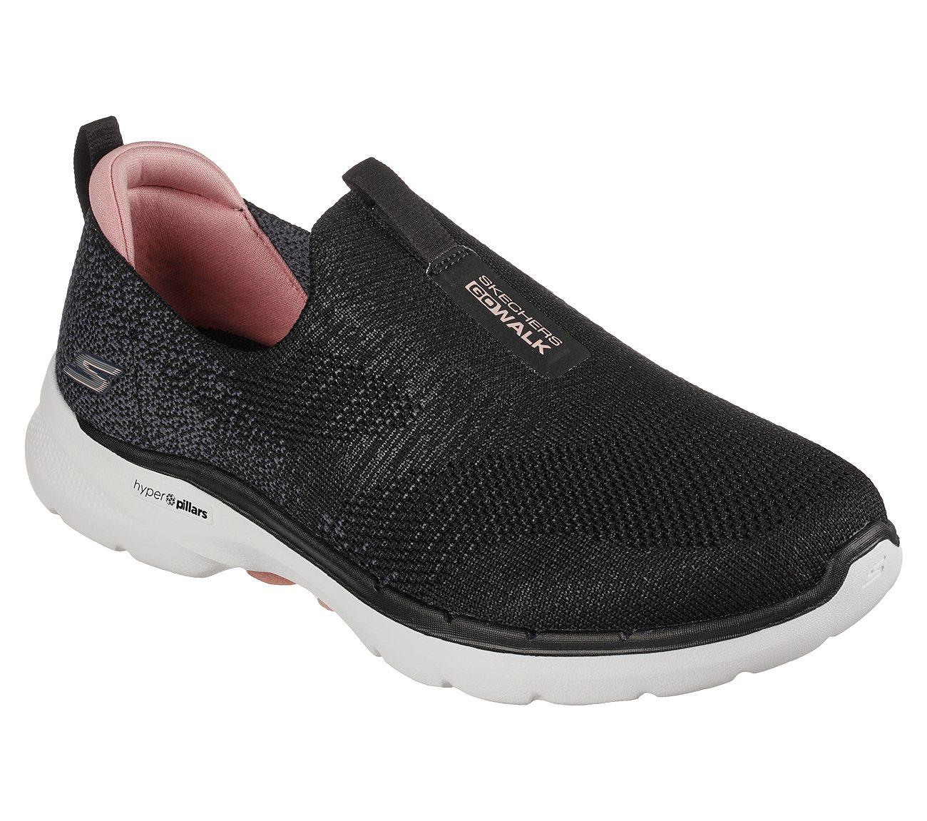 Skechers | SKECHERS GO WALK 6 - GLIMMERING PERFORM SHOE