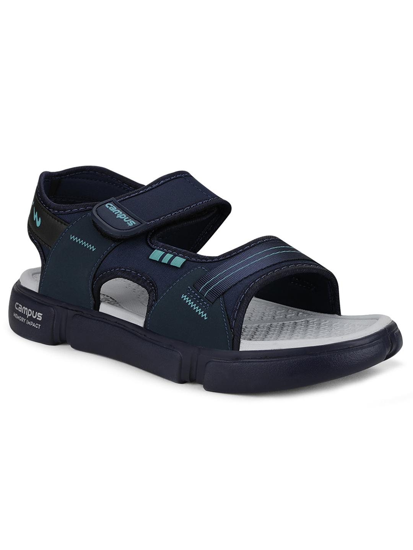 Campus Shoes   Navy Blue Sandals