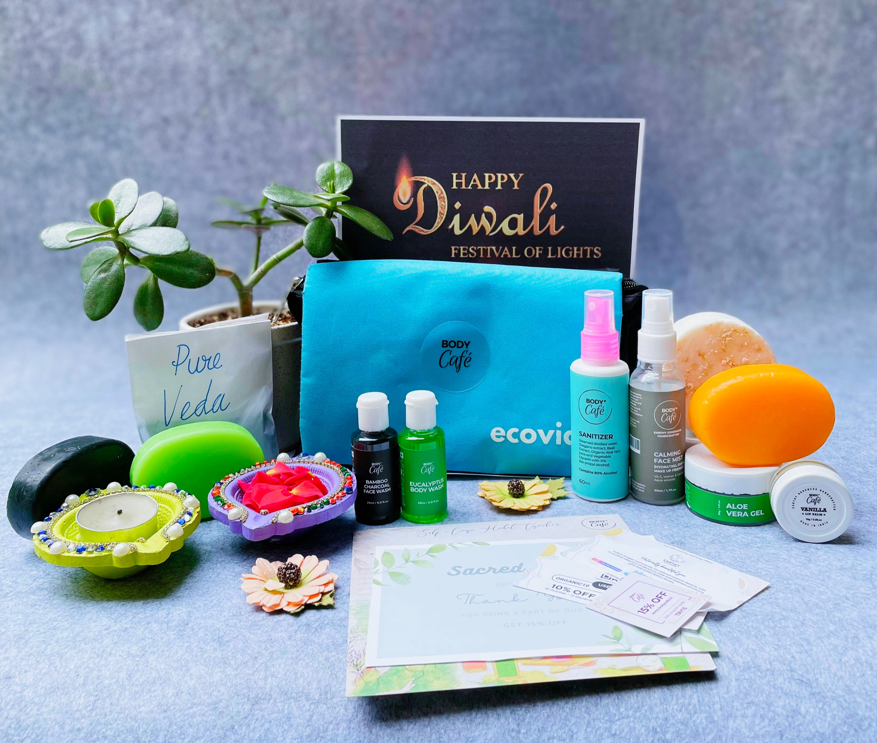 BodyCafe | BodyCafé Diwali gift set