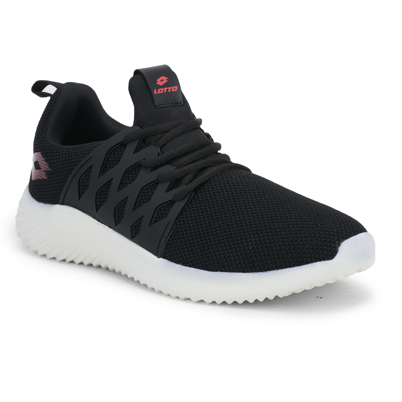 Lotto | Lotto Men's Albano Black/White Running Shoes