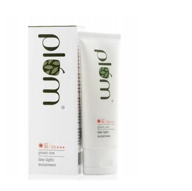 plum be good | Green Tea Day-Light Sunscreen SPF35 | PA+++