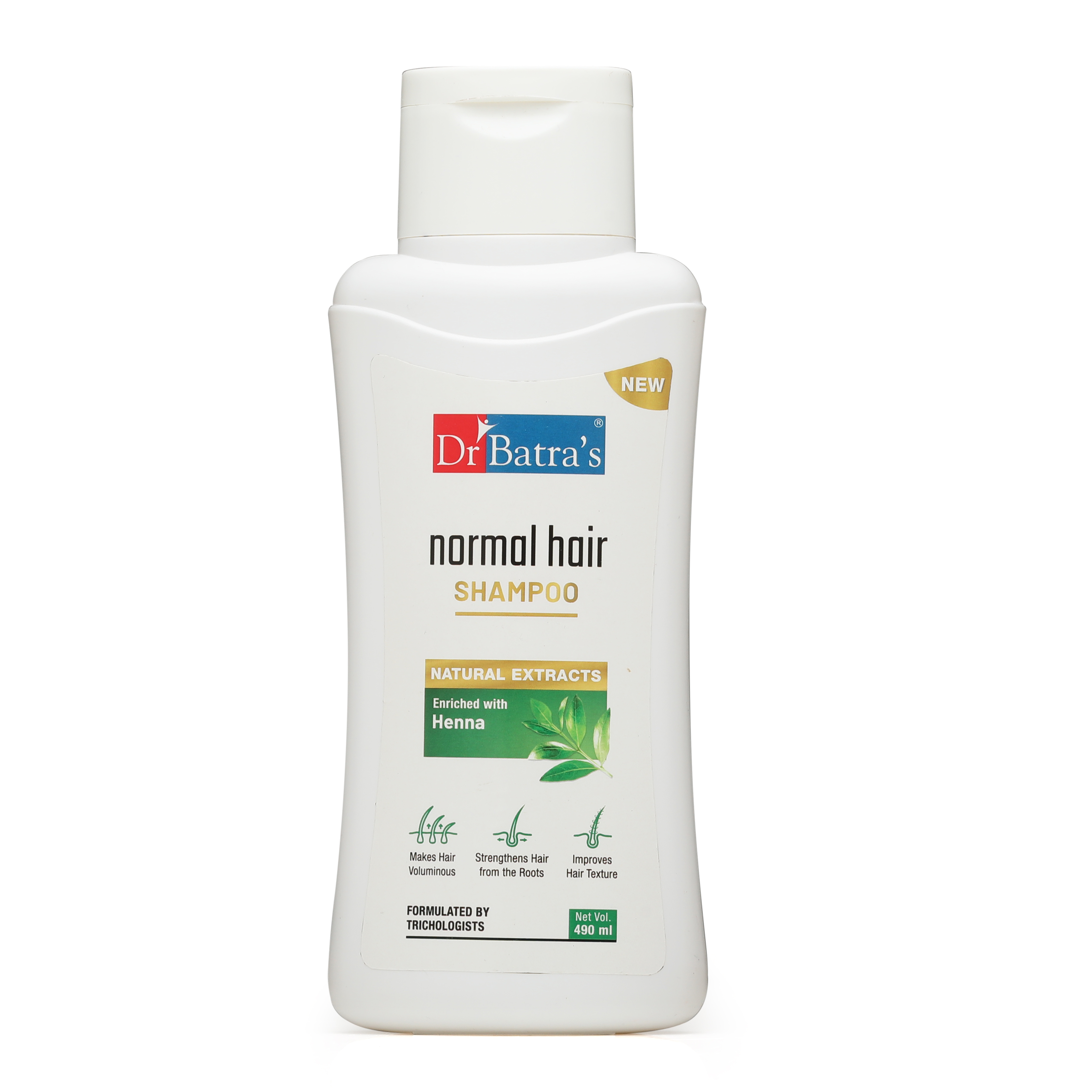 Dr Batra's | Dr Batra's Normal Shampoo - 490 ml
