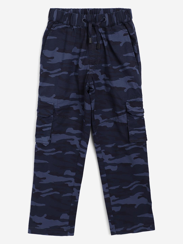 OCTAVE | Boys NAVY Trackpants